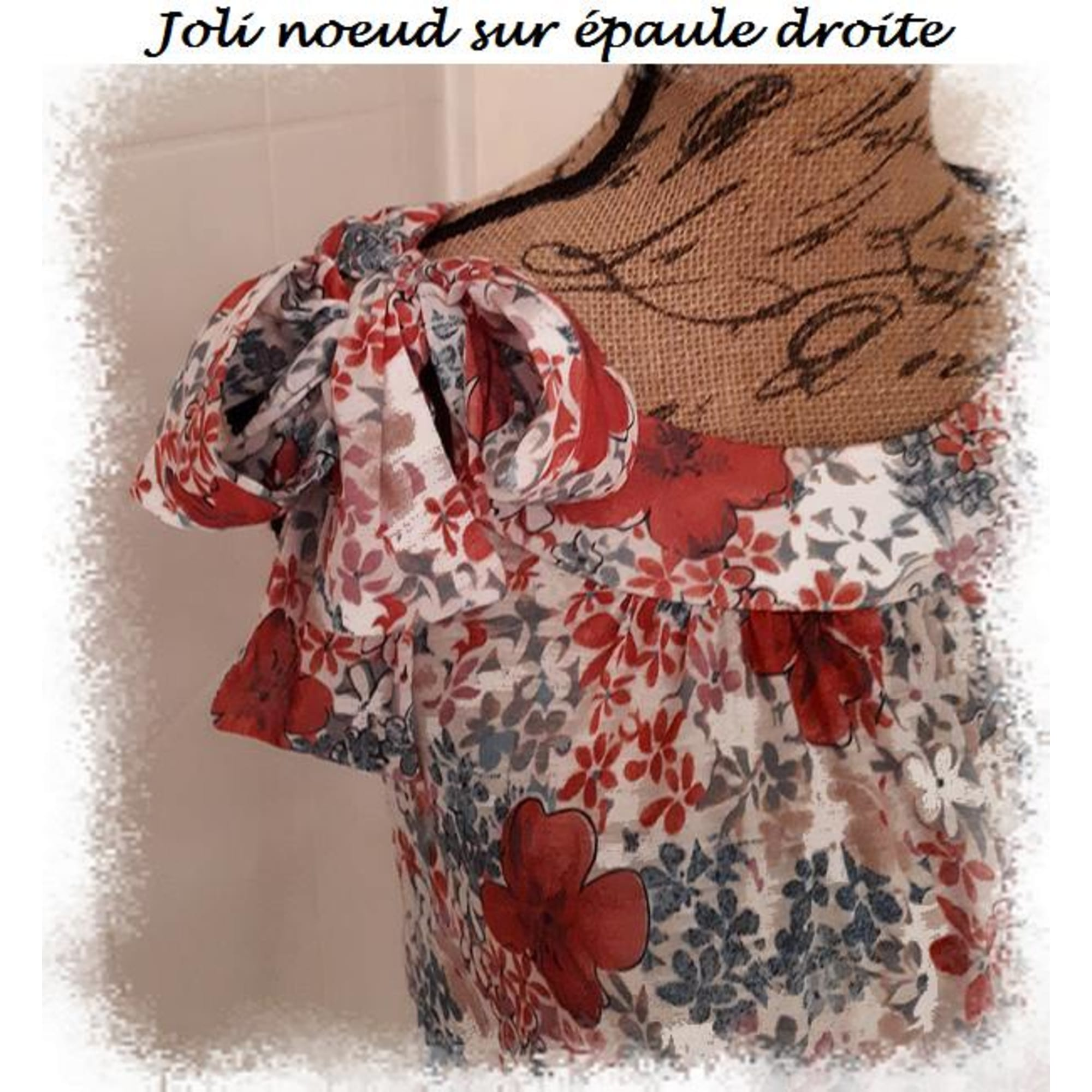 Top, tee-shirt ETAM DÉGRIFFÉ Multicouleur