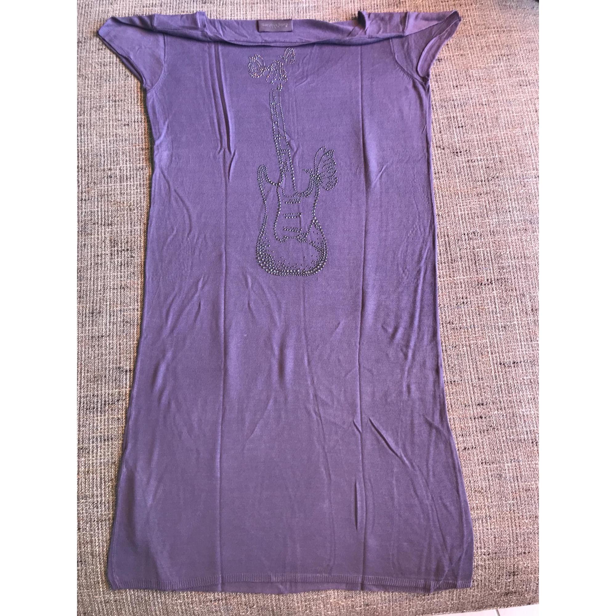 Robe courte ZADIG & VOLTAIRE Violet, mauve, lavande