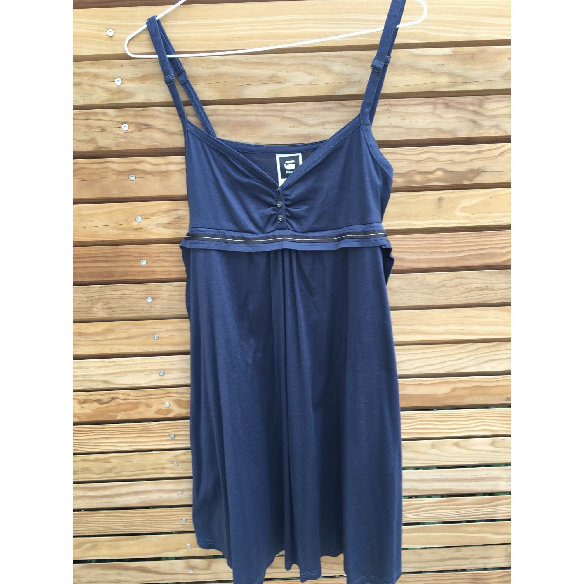Robe courte G-STAR Bleu, bleu marine, bleu turquoise