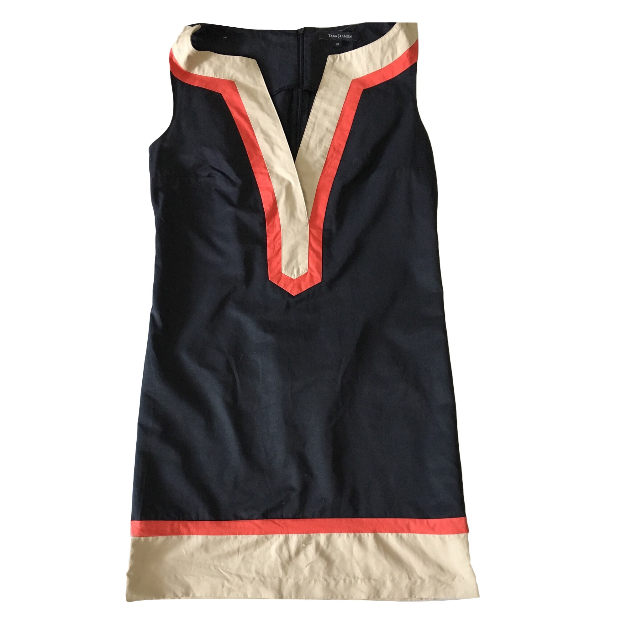 Robe mi-longue TARA JARMON Multicouleur