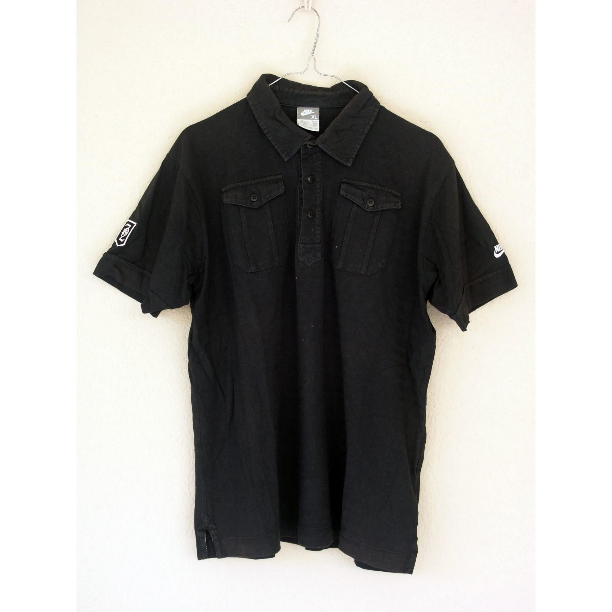 Tee-shirt NIKE Noir