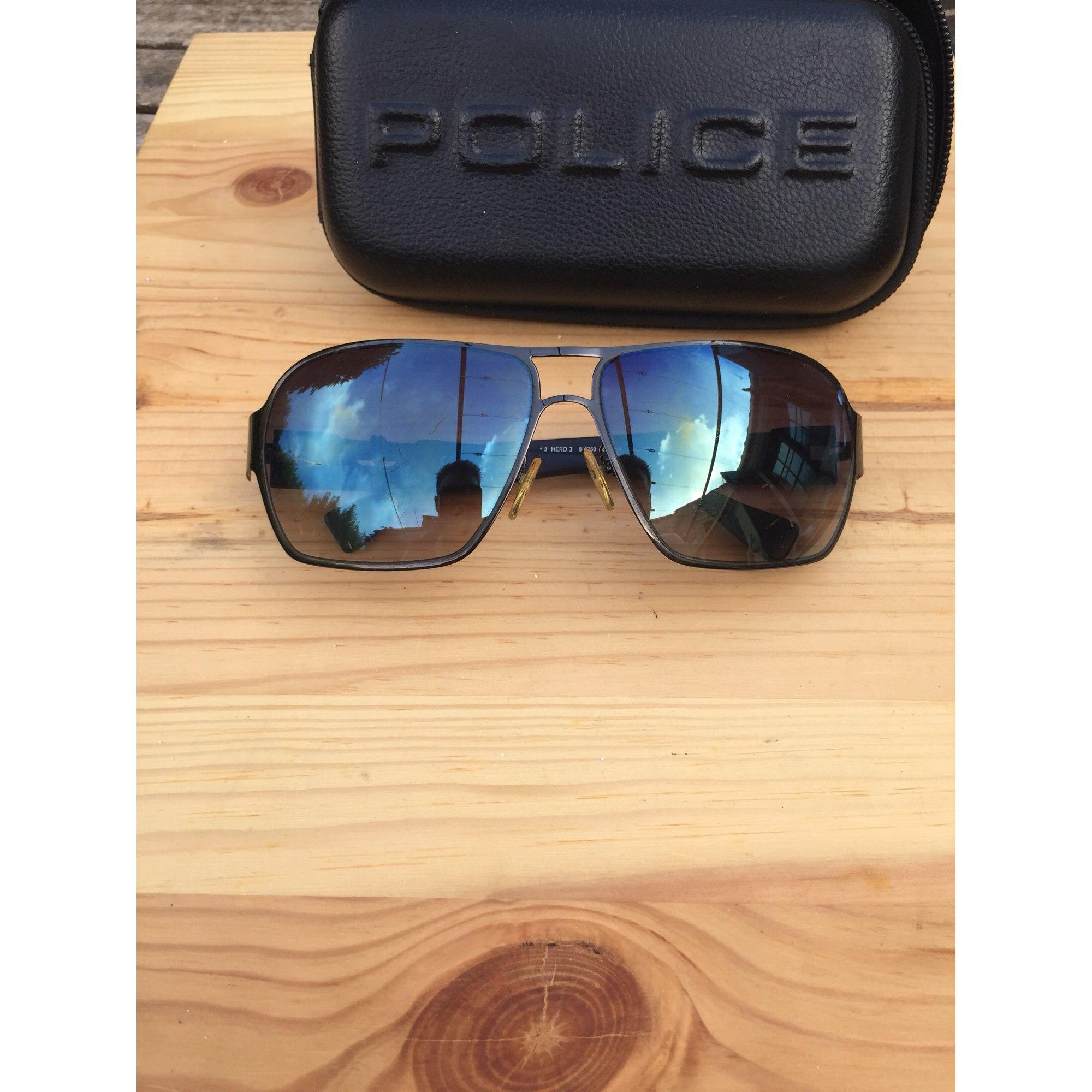 Sunglasses POLICE Black