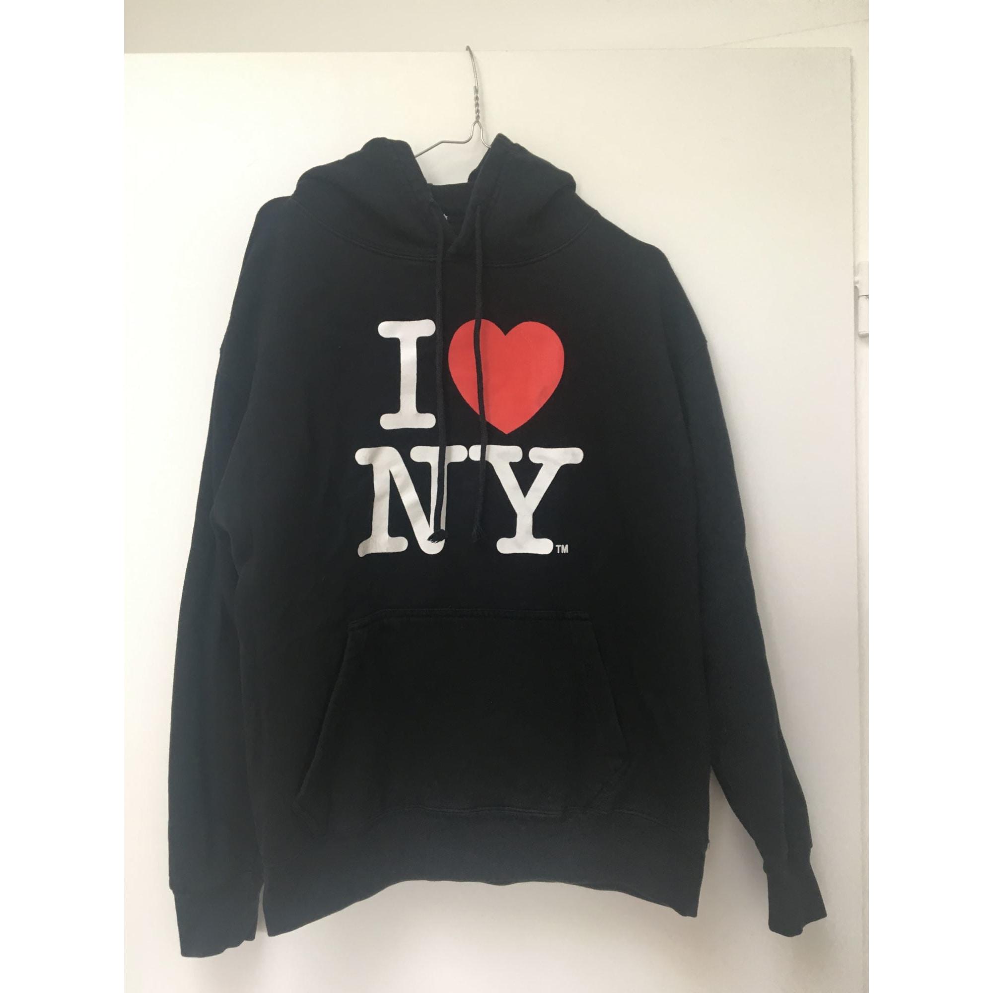 Sweat I LOVE NEW YORK Noir