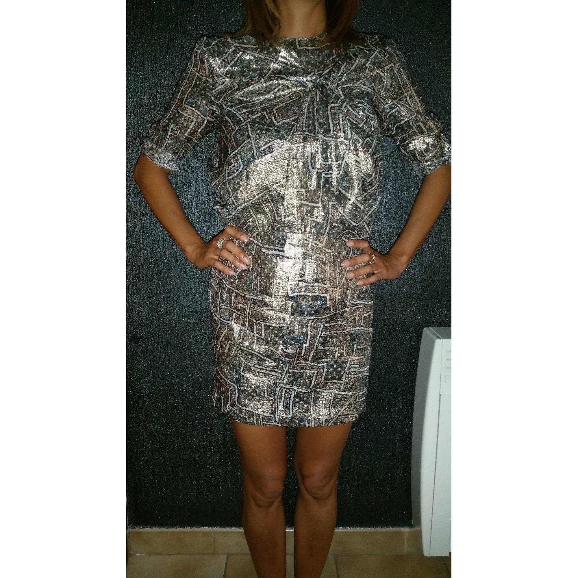 Robe Dos Nu Isabel Marant For H M 42 L Xl T4 Multicouleur 7954138