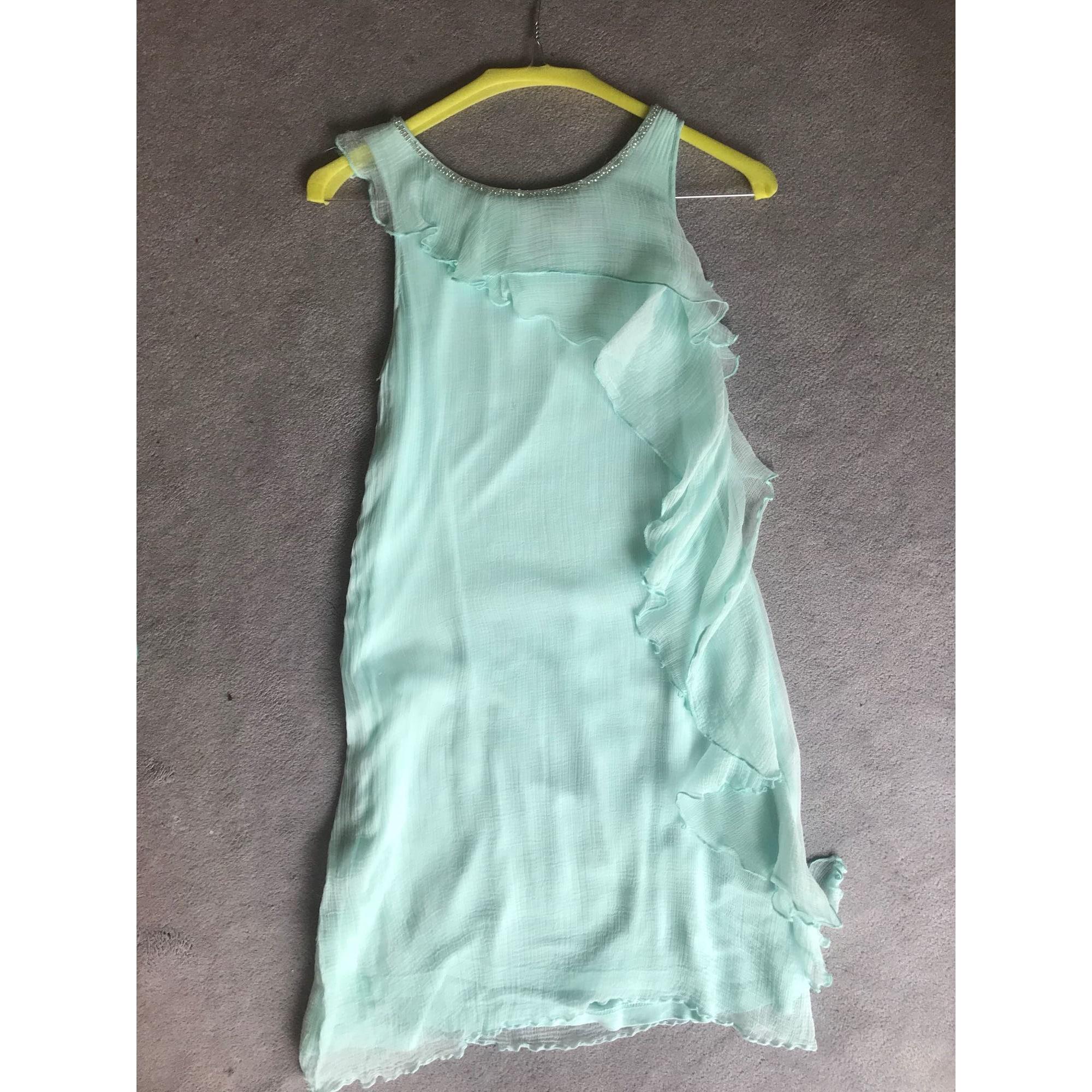 Robe MARQUE INCONNUE Bleu, bleu marine, bleu turquoise