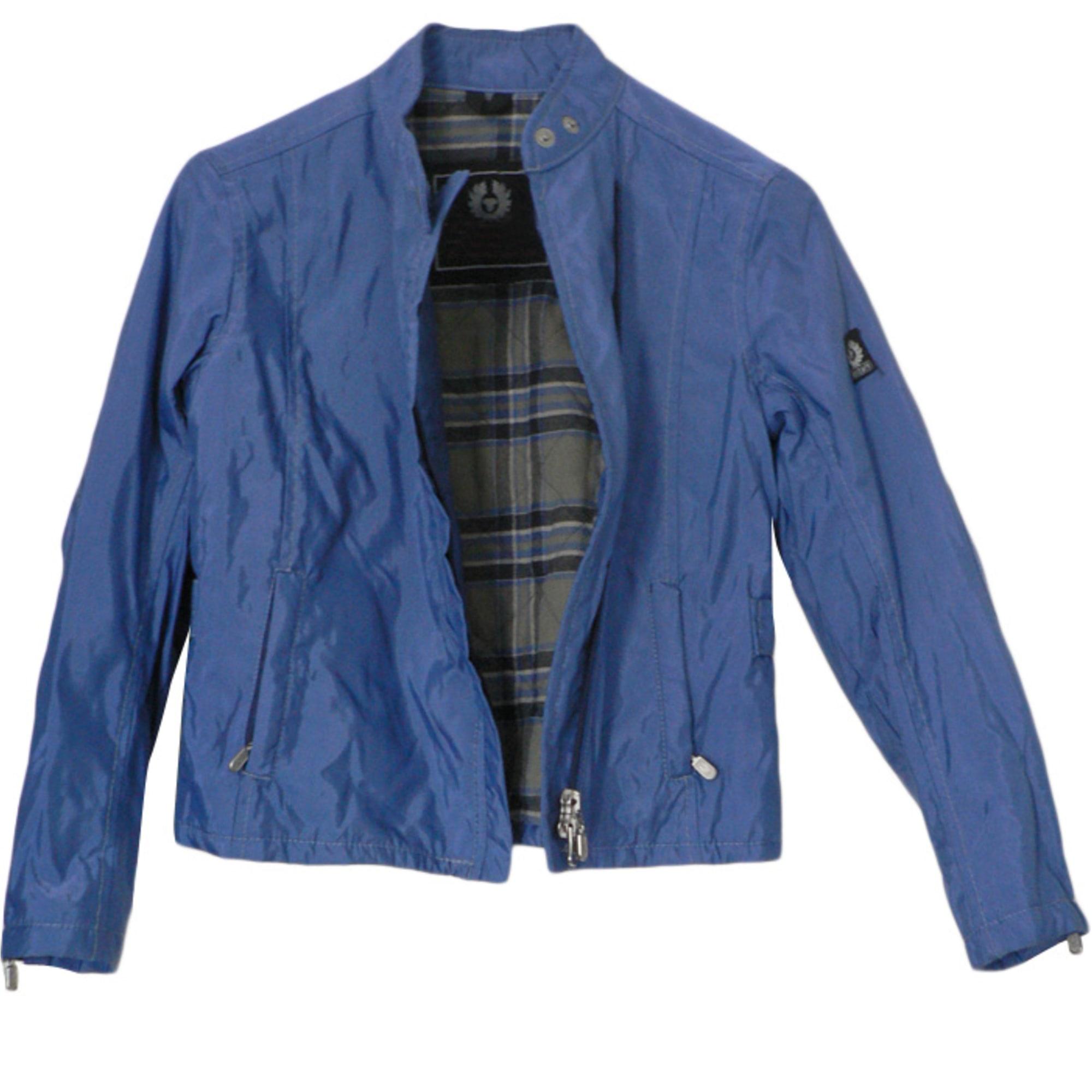 Blouson BELSTAFF Bleu, bleu marine, bleu turquoise
