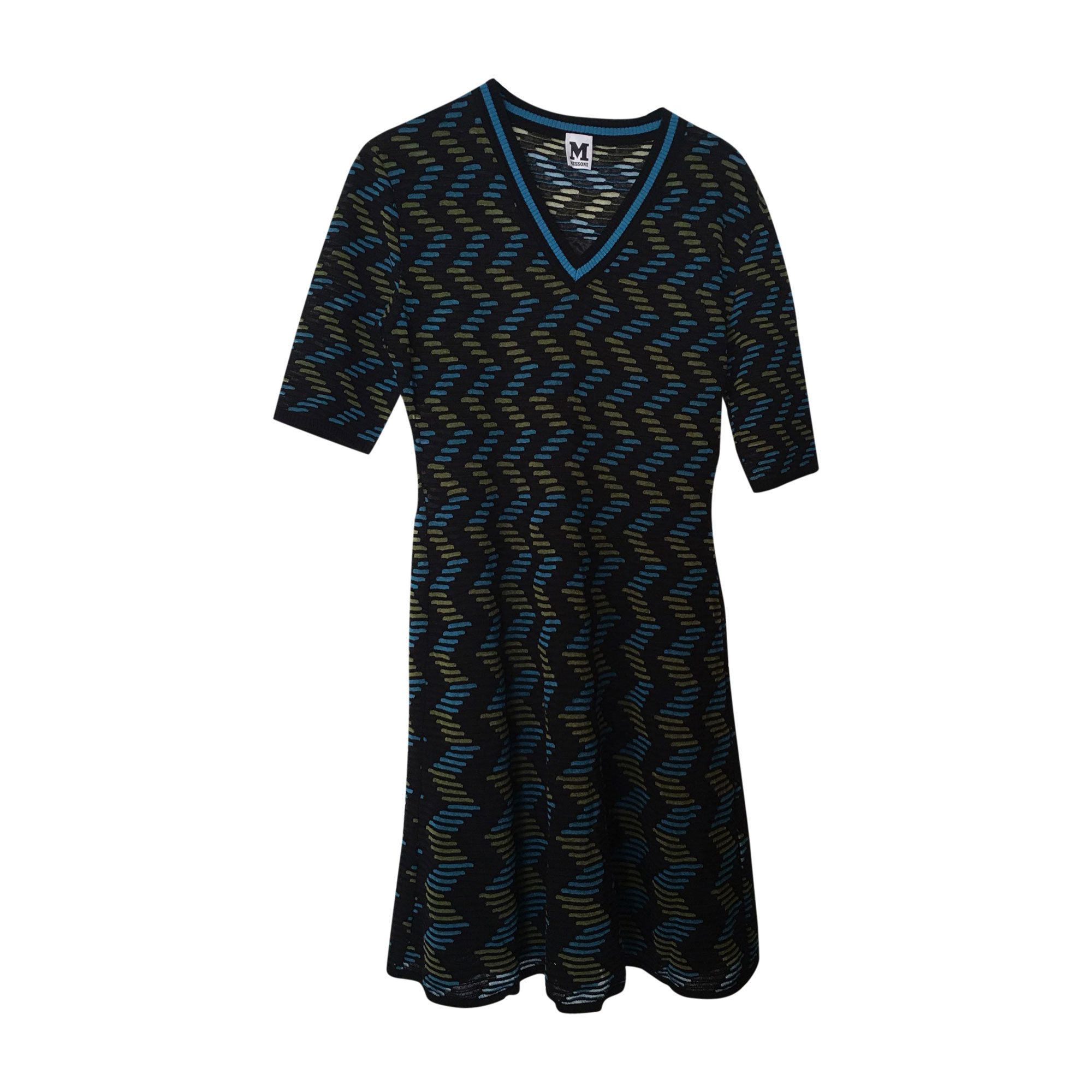 Robe pull MISSONI Noir