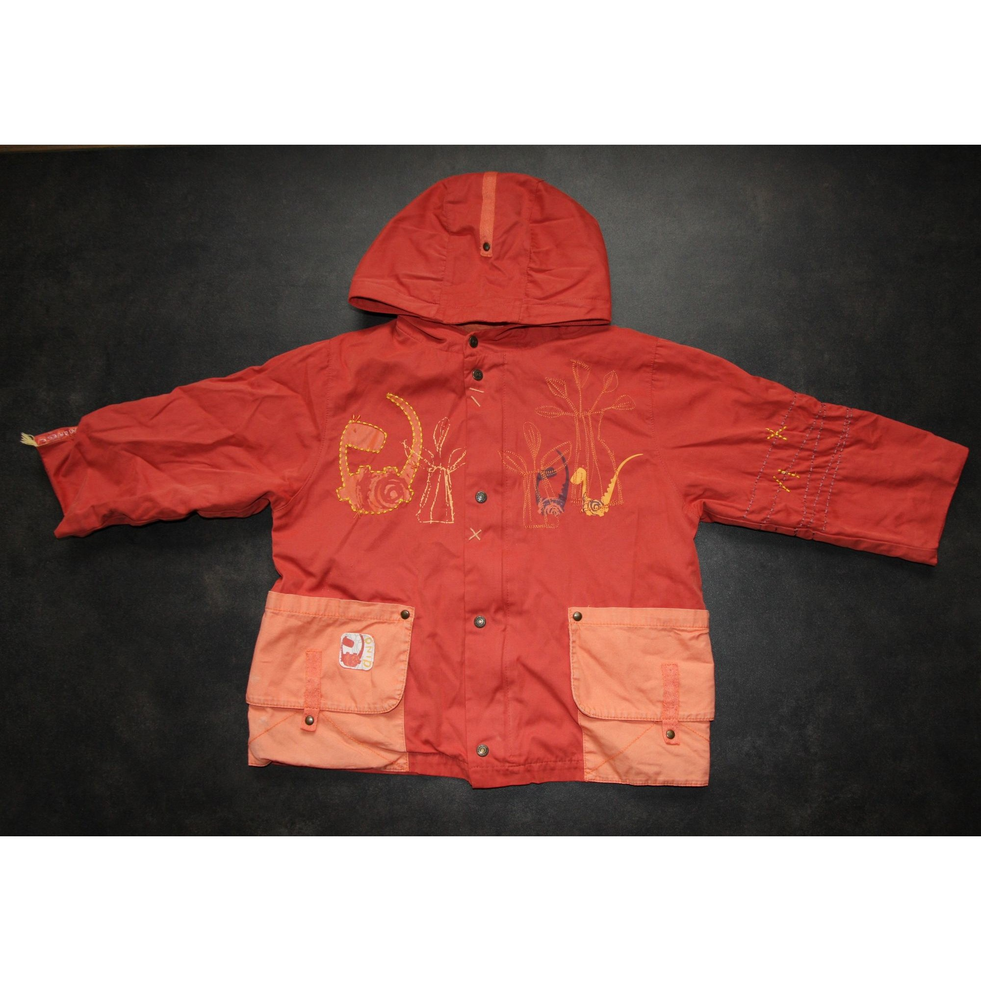 Blouson MARÈSE Orange