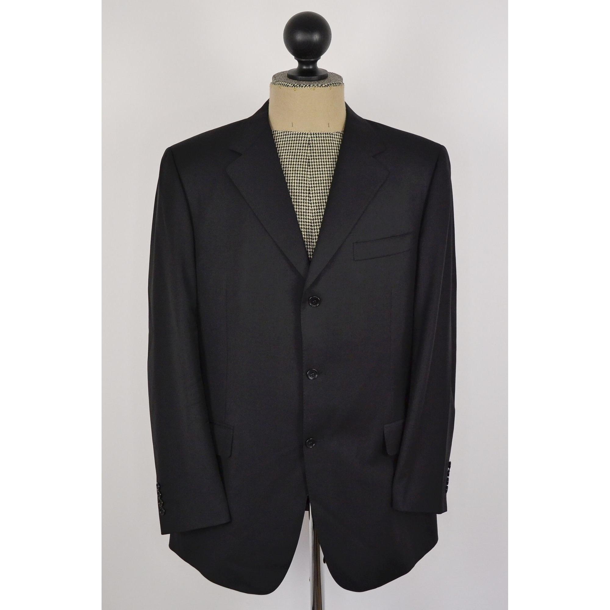 Veste de costume CANALI Noir