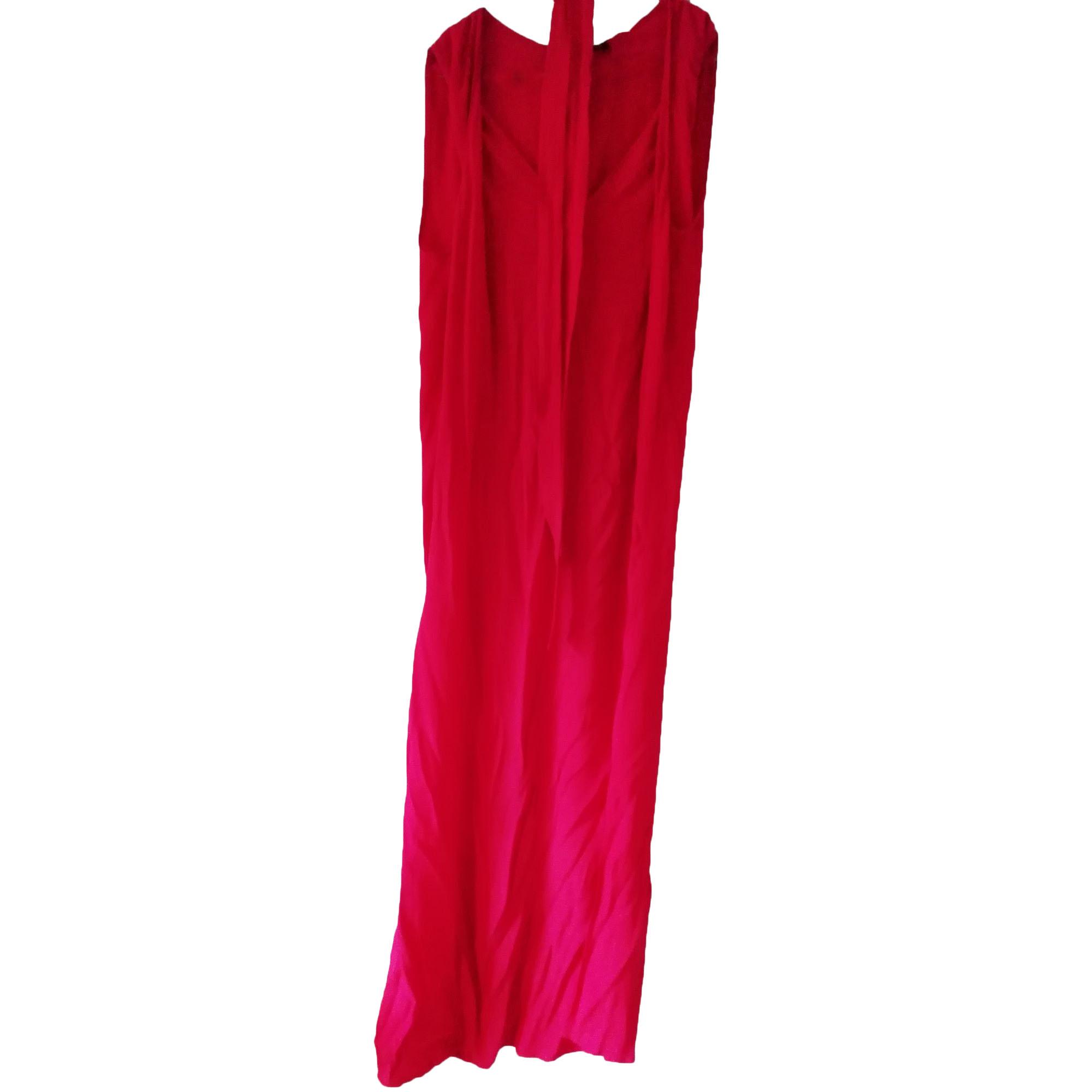 Robe longue COMPTOIR DES COTONNIERS Rose, fuschia, vieux rose