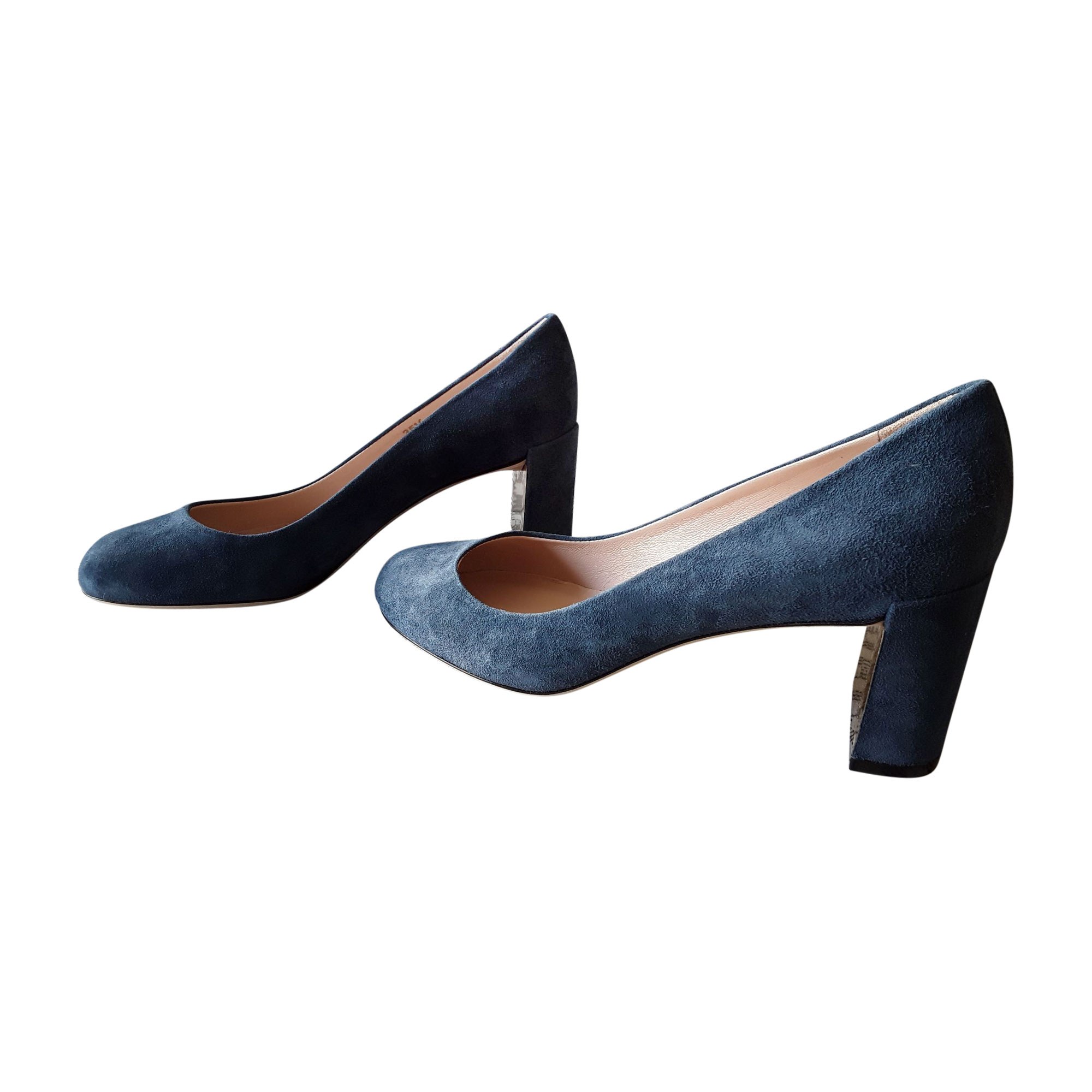 Escarpins FURLA Bleu, bleu marine, bleu turquoise