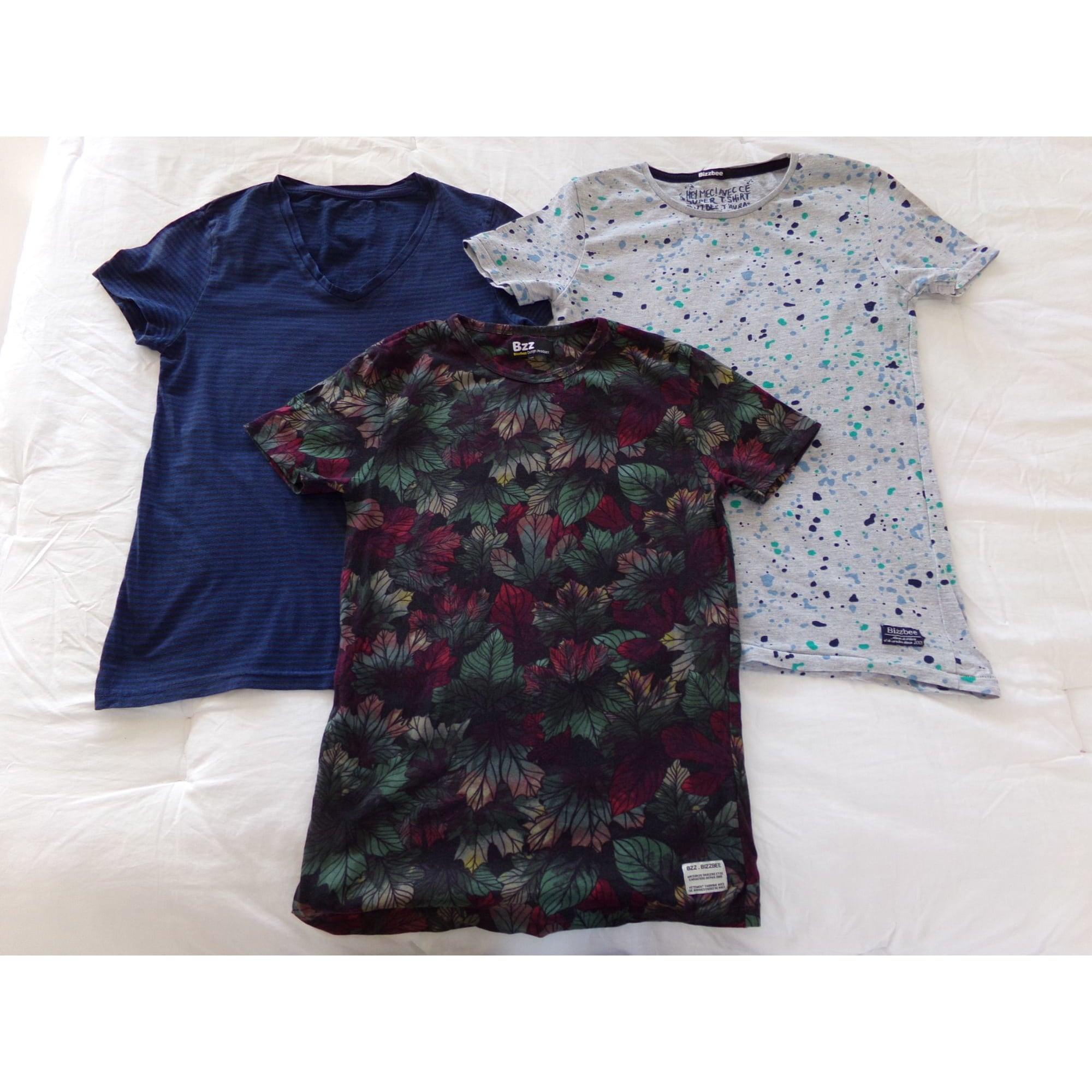 Tee-shirt BIZZBEE Multicouleur