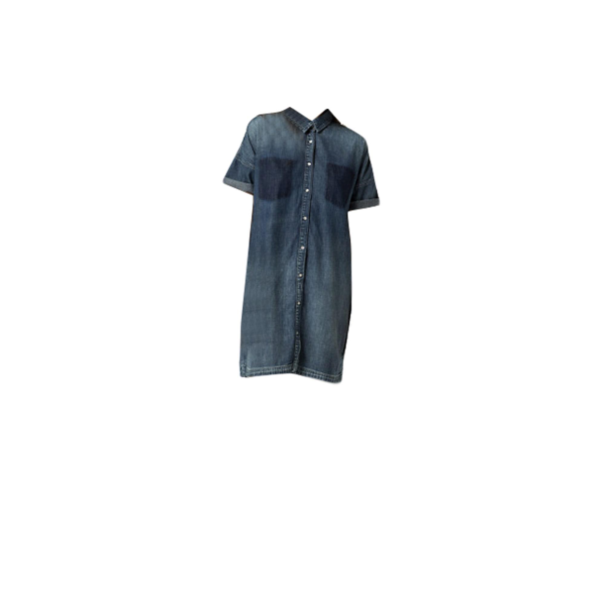 Robe courte TOMMY HILFIGER Bleu, bleu marine, bleu turquoise
