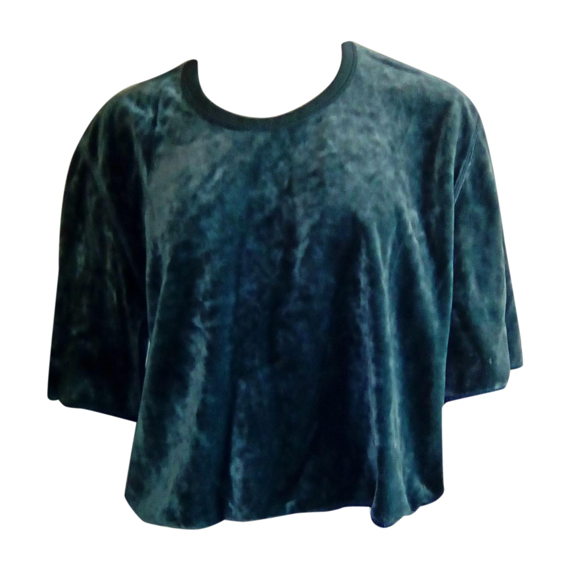 Top, tee-shirt SONIA RYKIEL Gris, anthracite