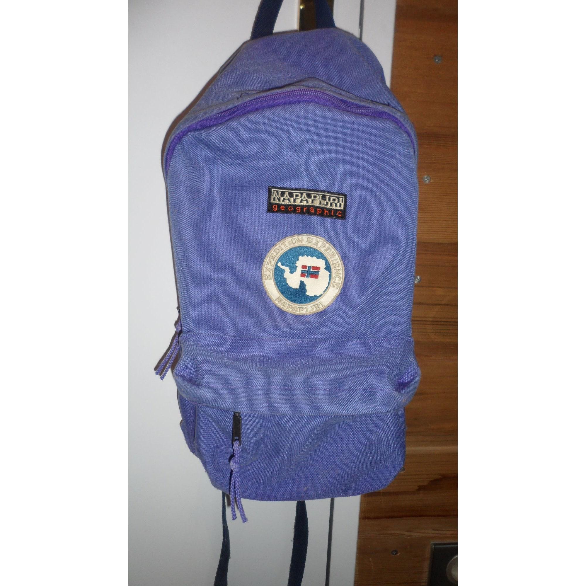 Backpack NAPAPIJRI Purple, mauve, lavender