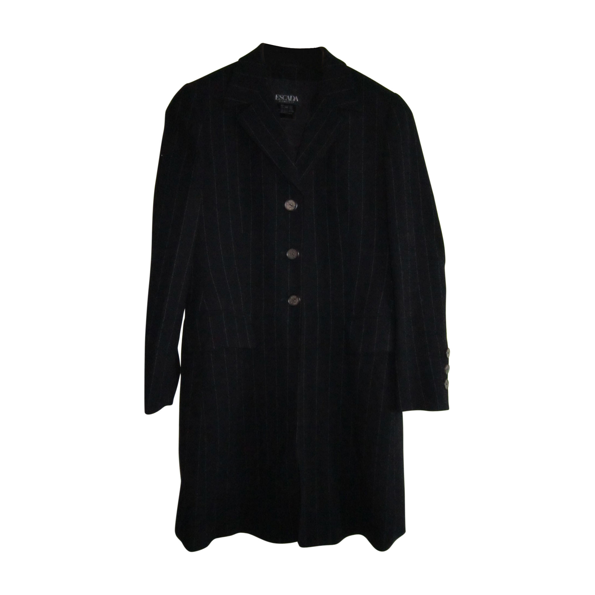 Manteau ESCADA Noir