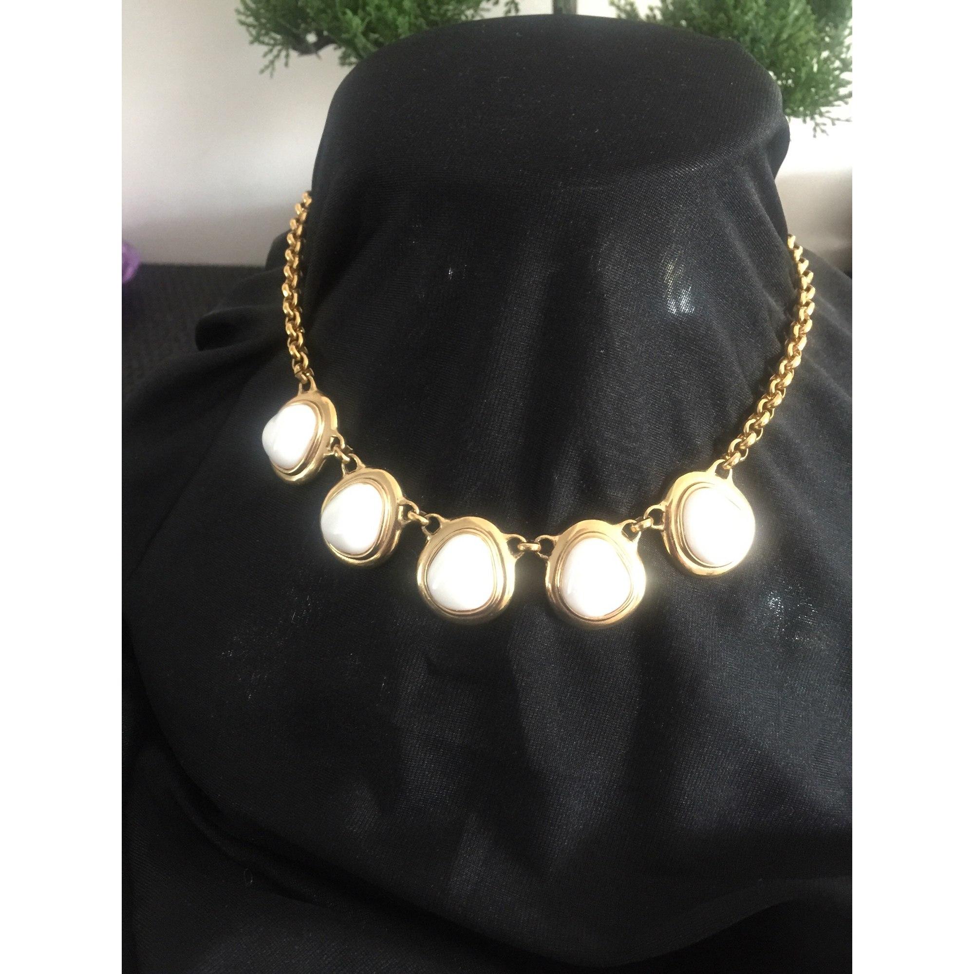 Pendentif, collier pendentif AGATHA Doré, bronze, cuivre