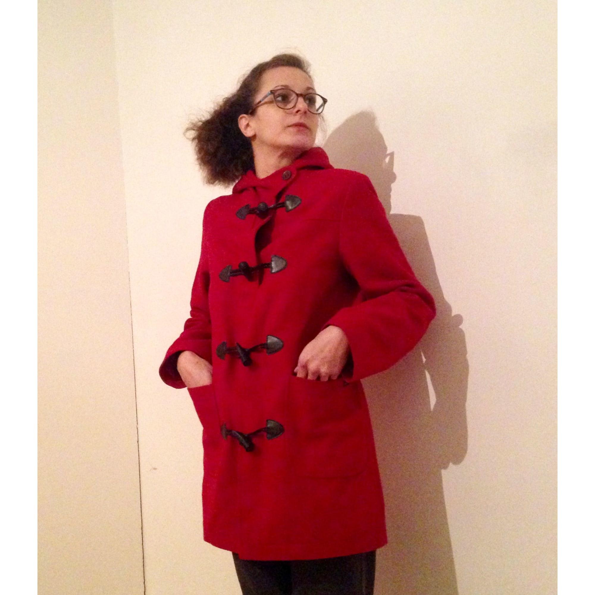Manteau ARMOR LUX 36 (S, T1) rouge vendu par Nonma3 8203542