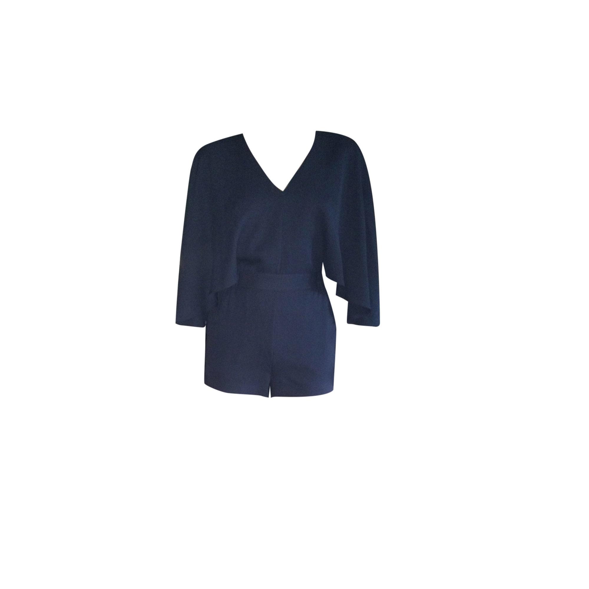 Combishort BCBG MAX AZRIA Bleu, bleu marine, bleu turquoise