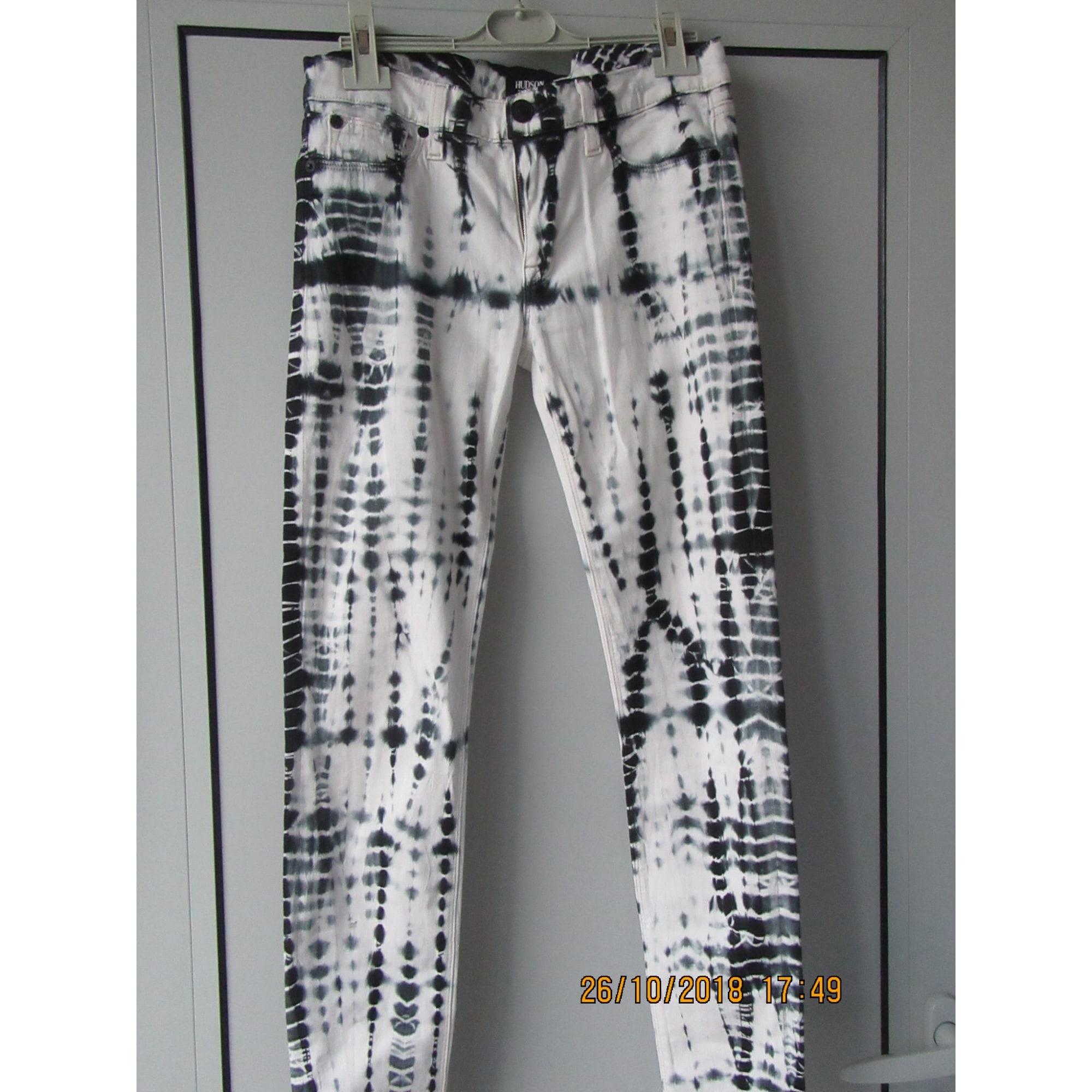 Jeans slim HUDSON JEANS Multicouleur