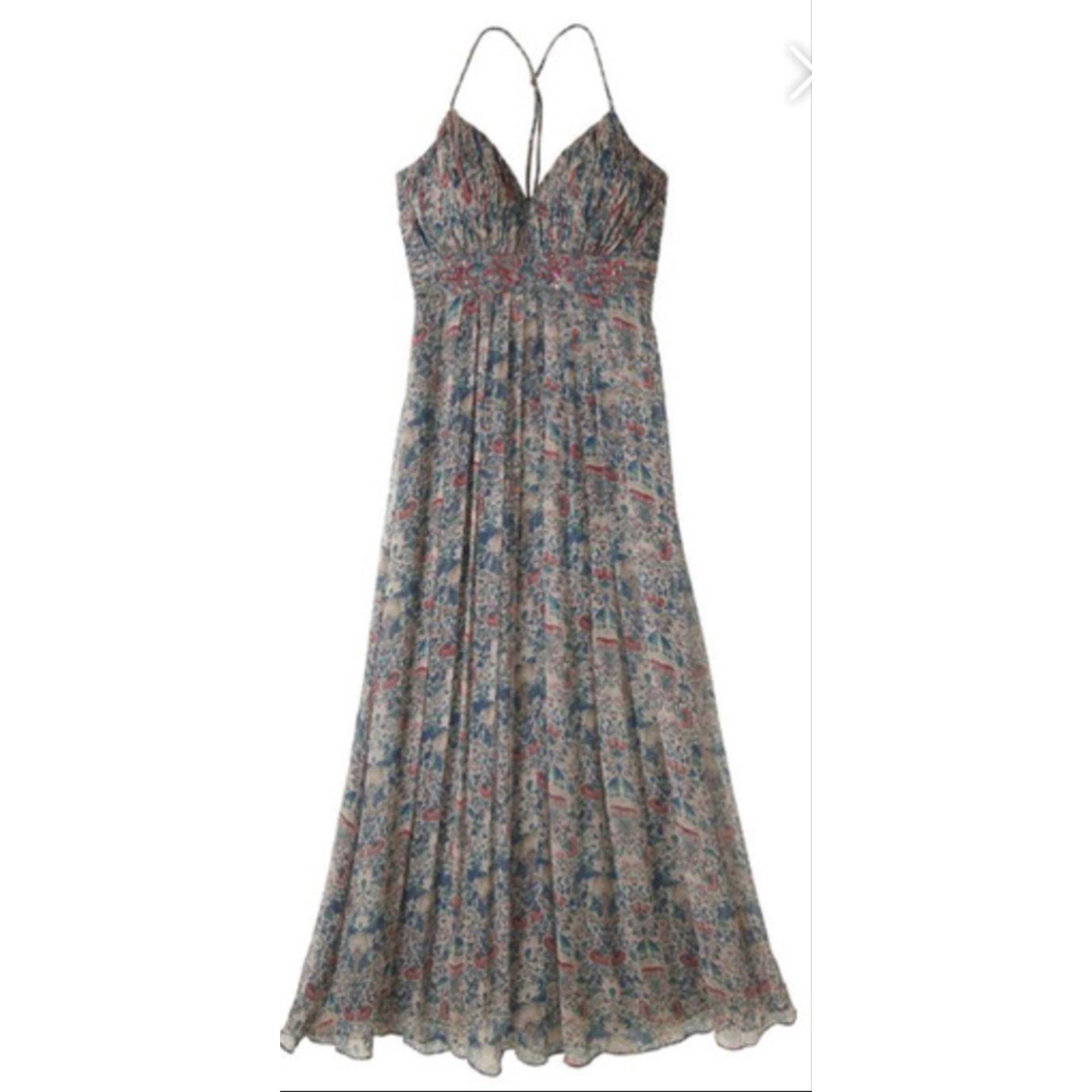Robe Longue Caroll 40 L T3 Multicouleur 8214657