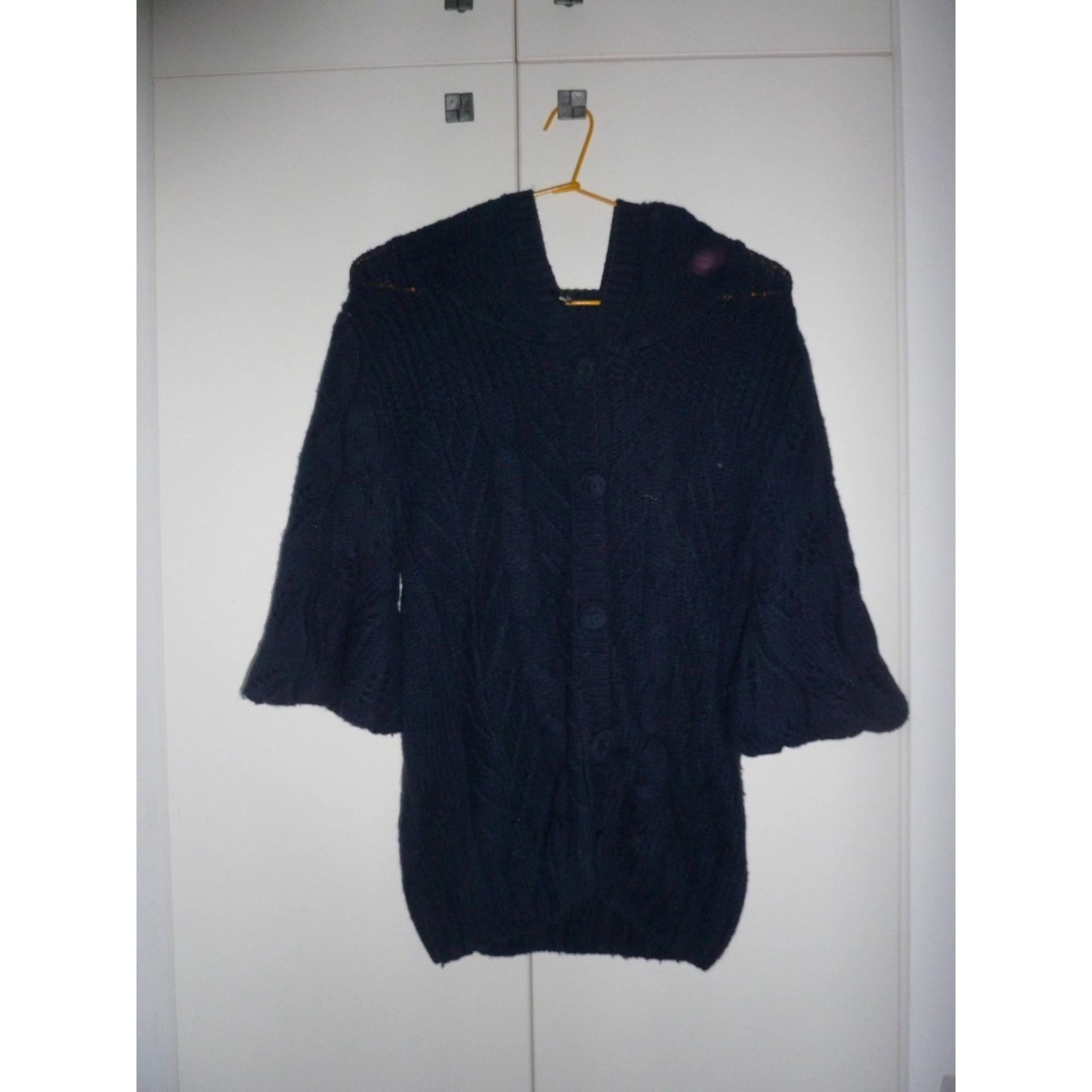 Gilet, cardigan SUD EXPRESS Bleu, bleu marine, bleu turquoise