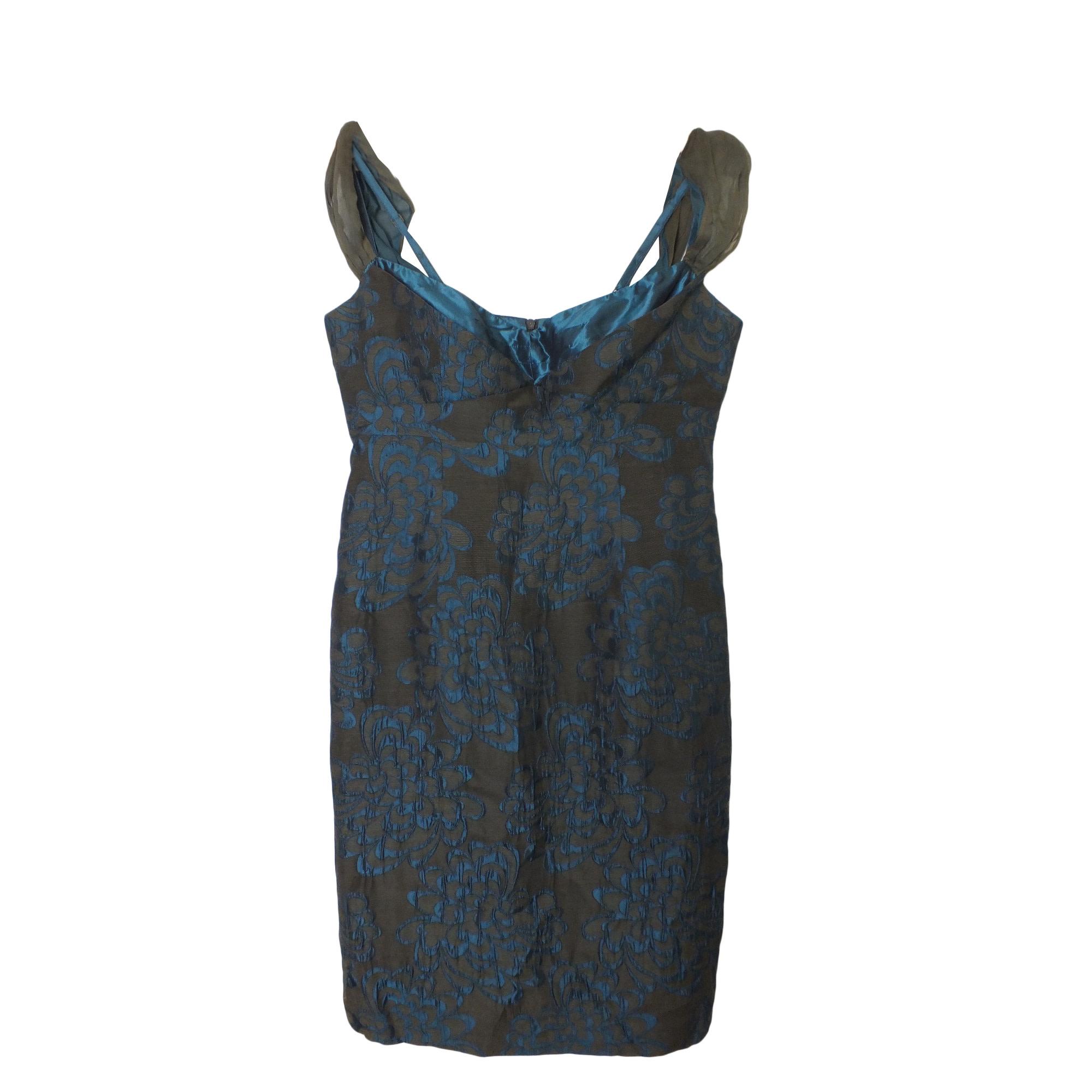 Robe courte TARA JARMON Vert