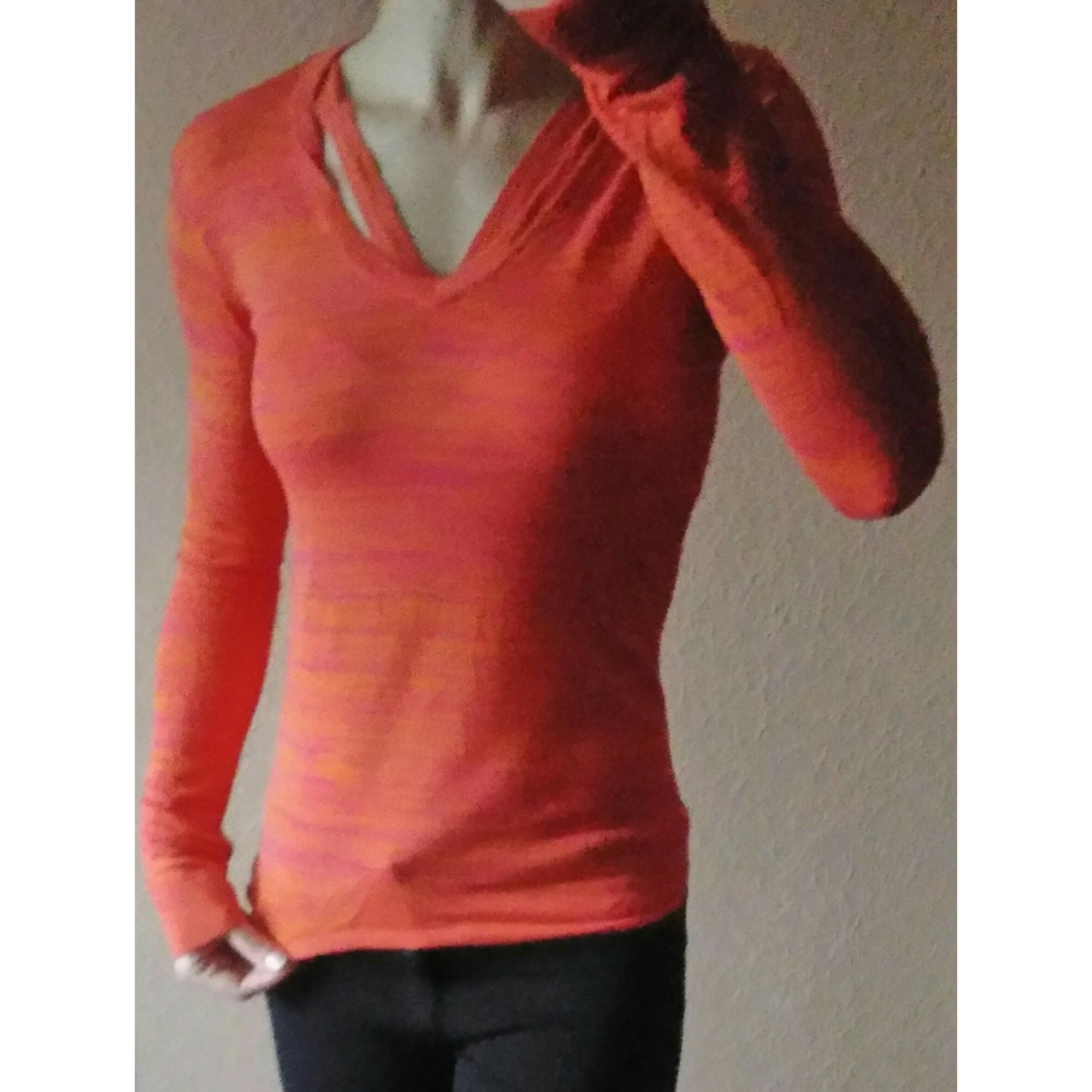 Top, tee-shirt CALVIN KLEIN Orange