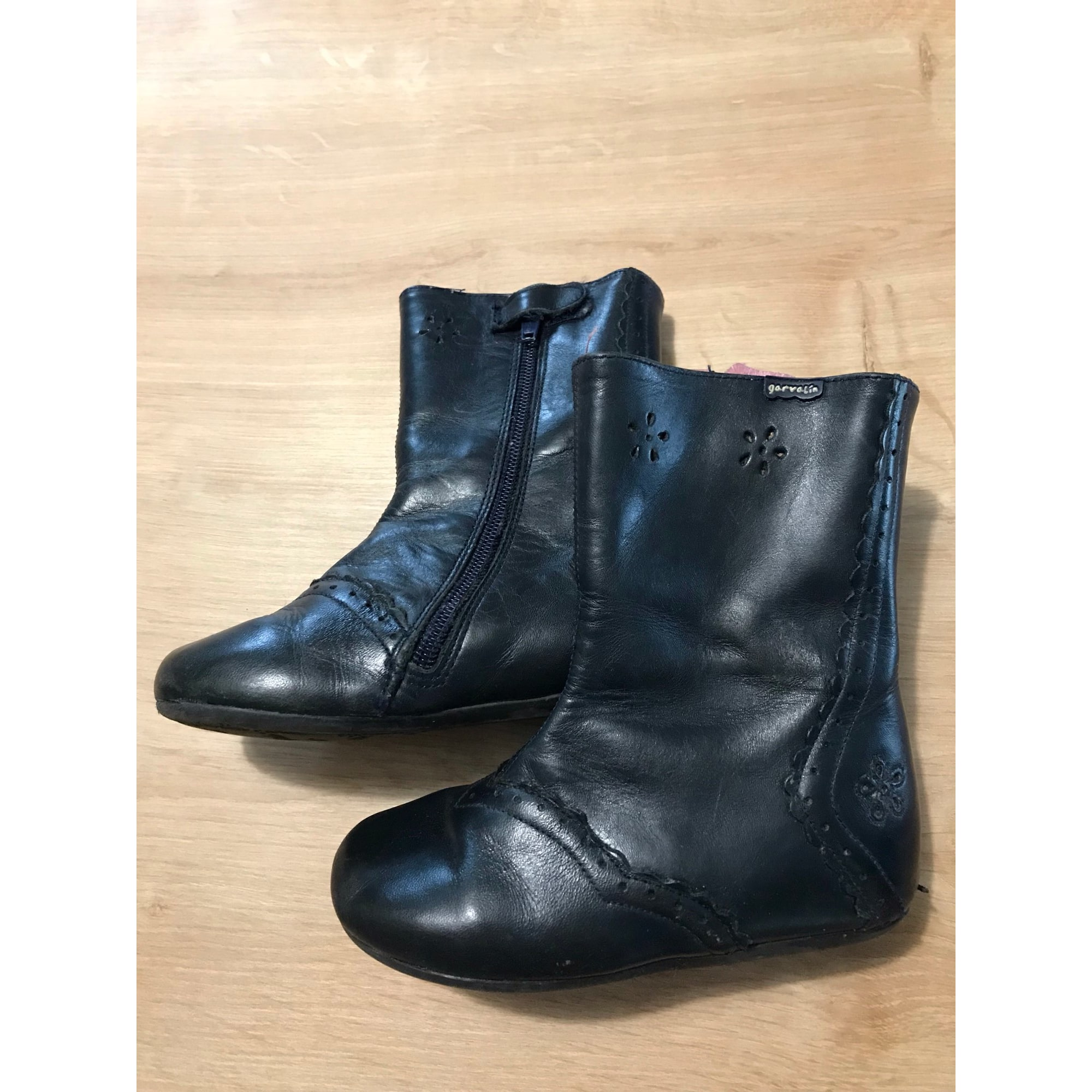 Boots GARVALIN Blue, navy, turquoise