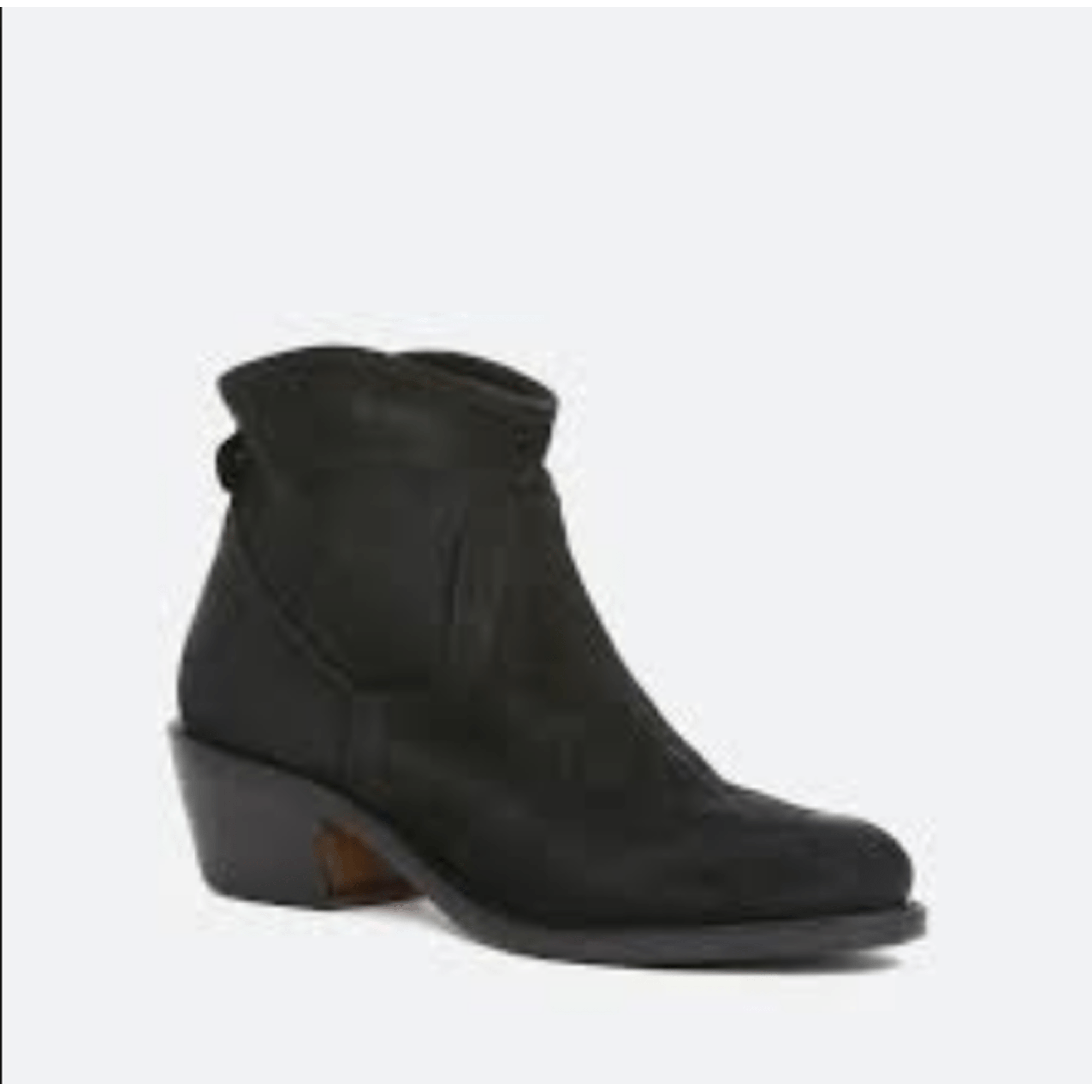 Bottines & low boots plates FIORENTINI + BAKER Noir