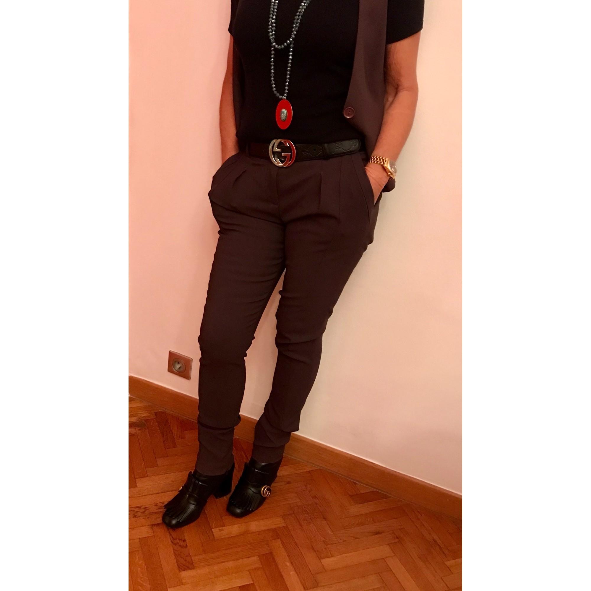 Tailleur pantalon PINKO Violet, mauve, lavande