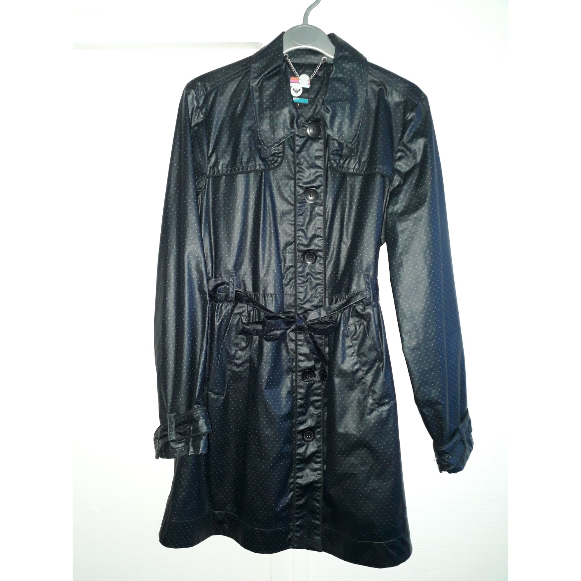 Imperméable, trench ROXY Noir