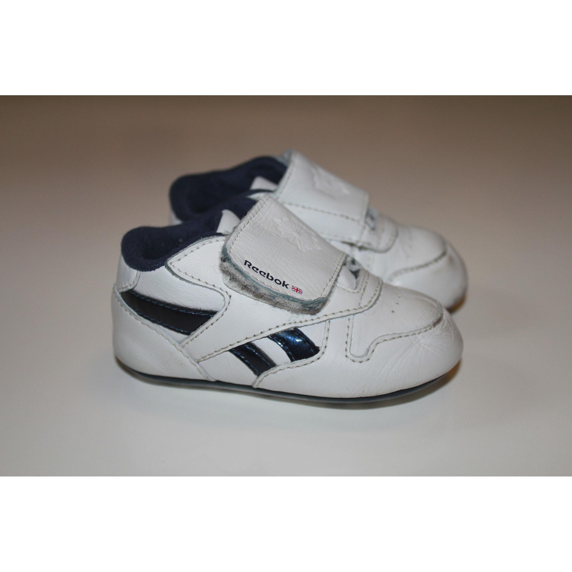 Sneakers REEBOK White, off-white, ecru
