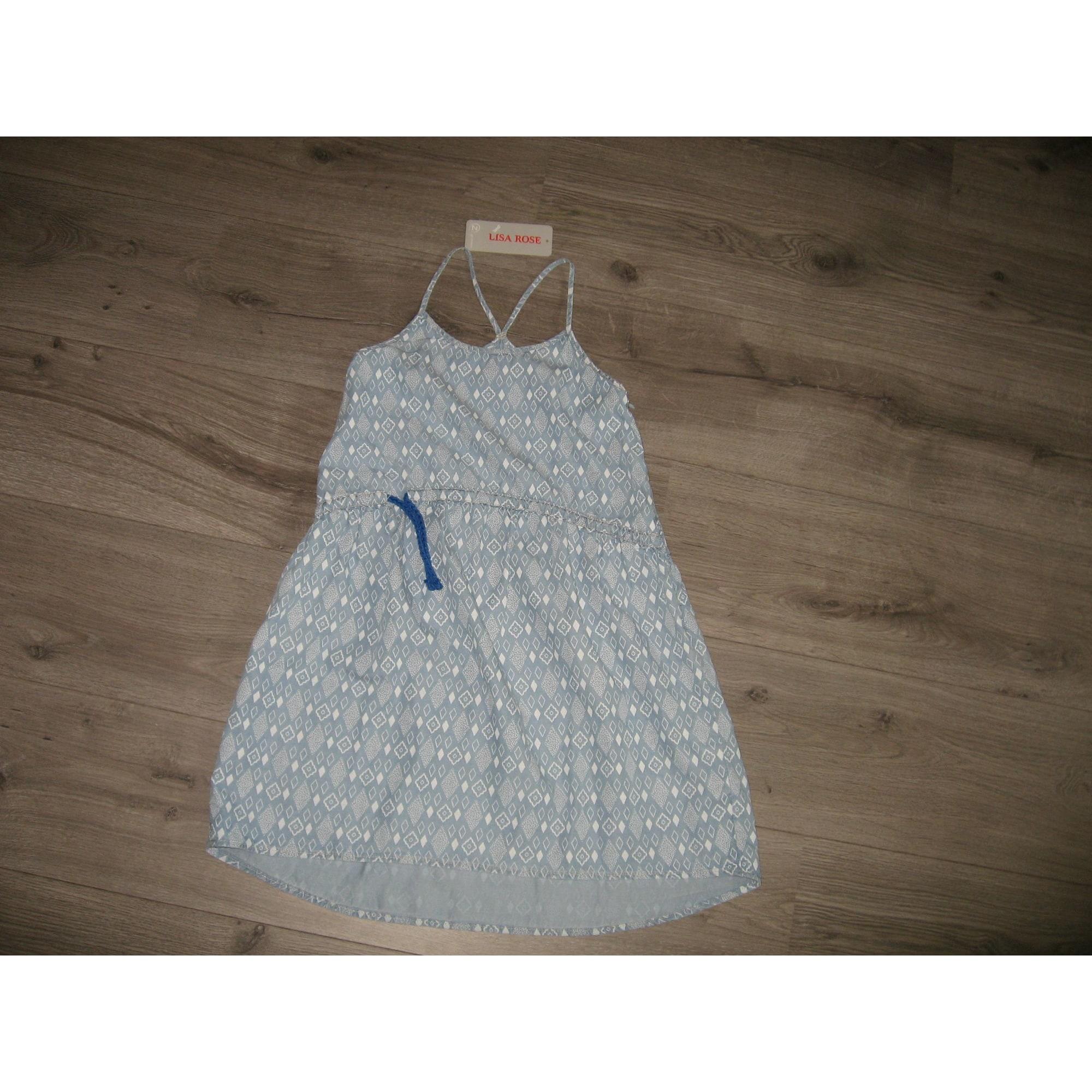 Robe LISA ROSE Bleu, bleu marine, bleu turquoise