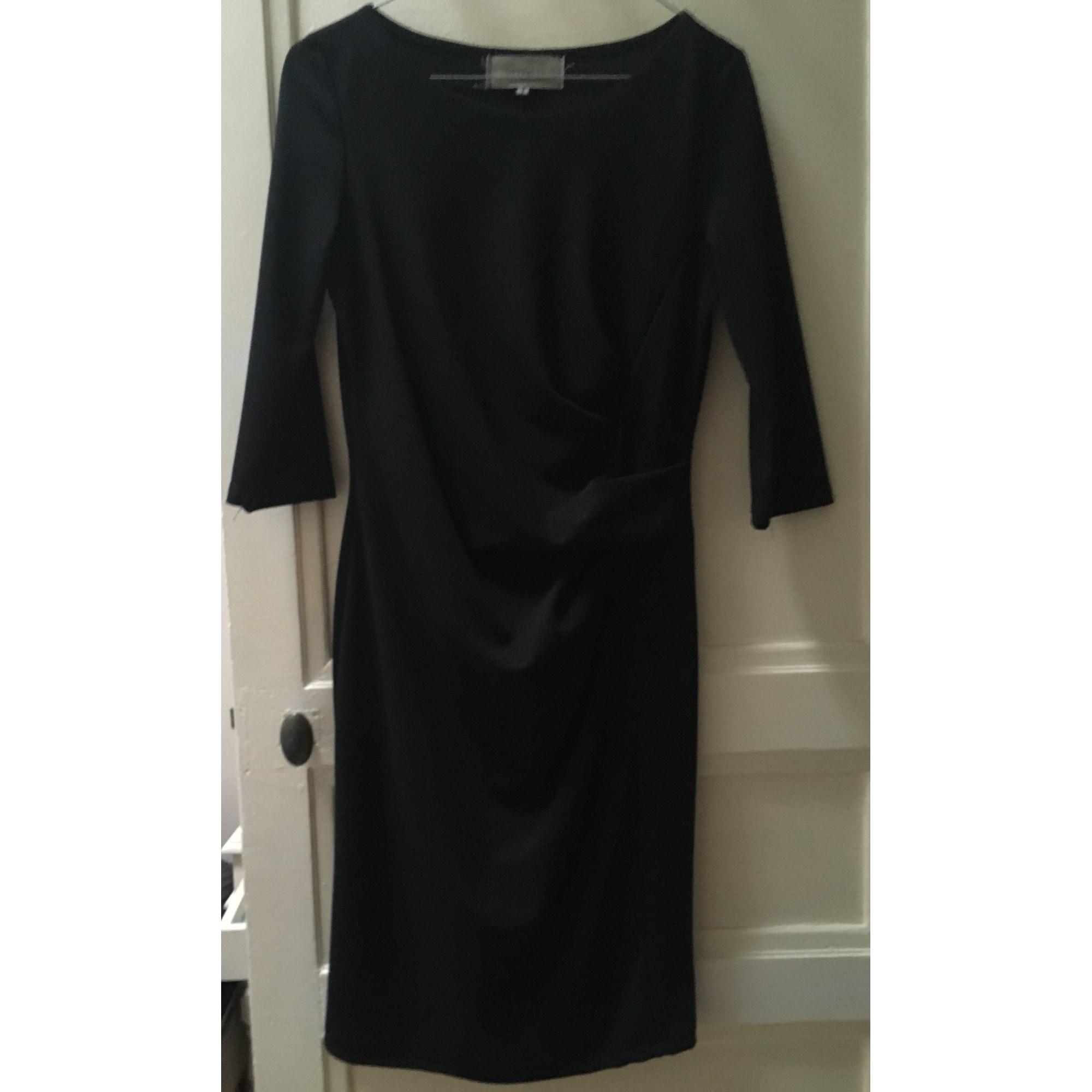 Robe mi-longue ENTRACTE Noir