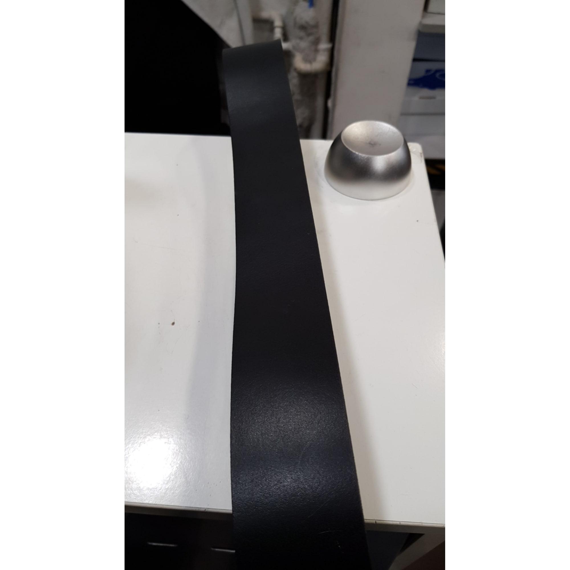 Ceinture large GUESS Noir