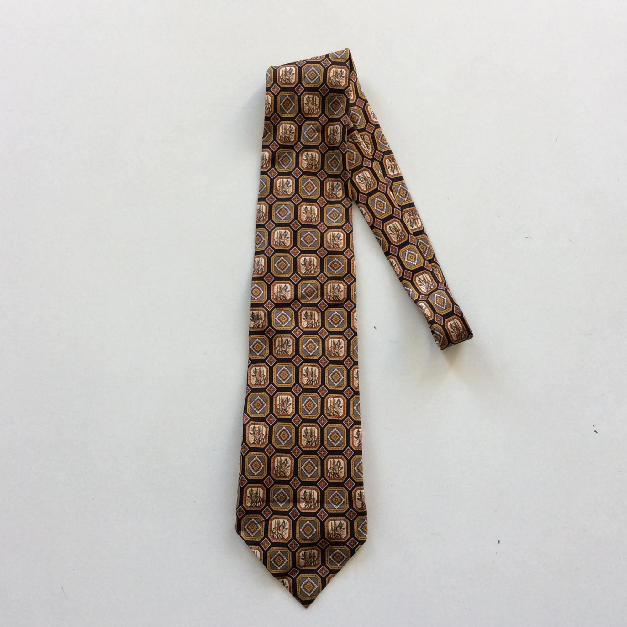 Cravate FENDI Multicouleur