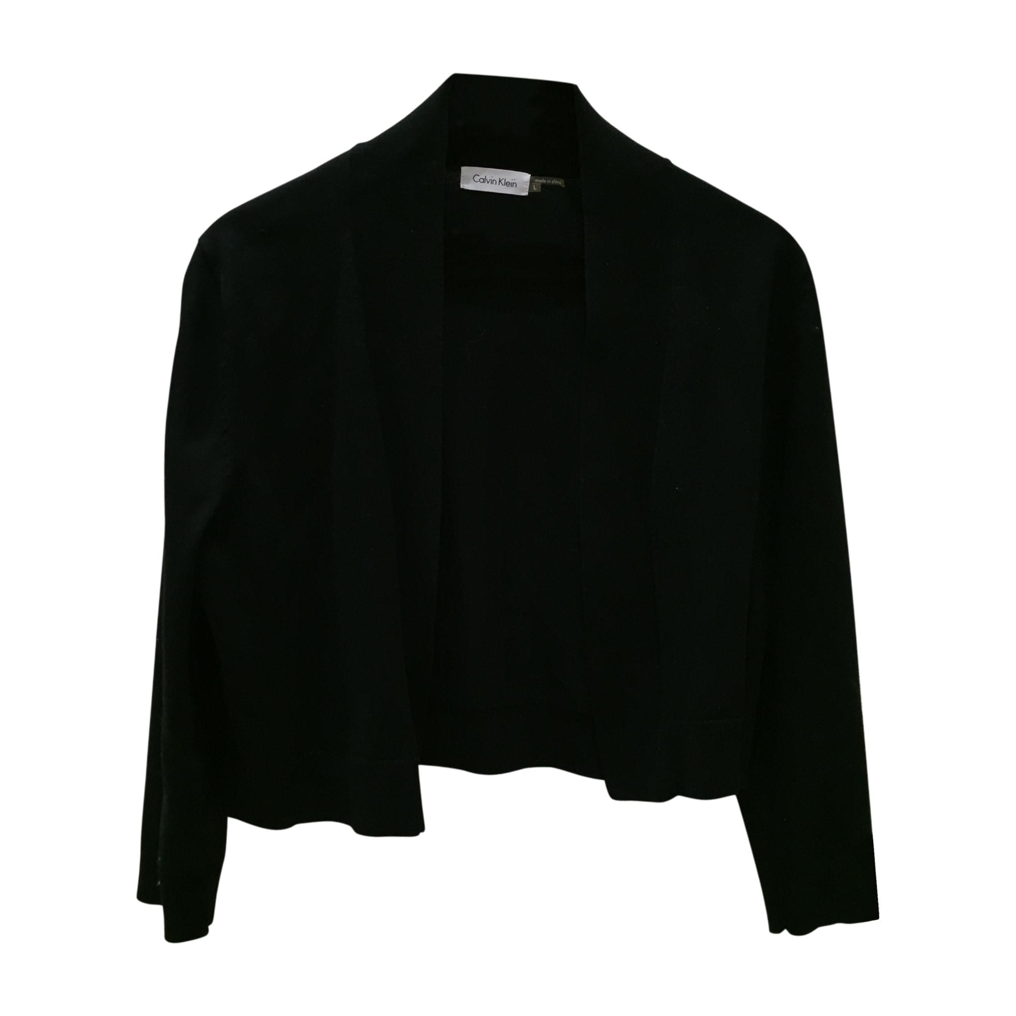 Gilet, cardigan CALVIN KLEIN Noir