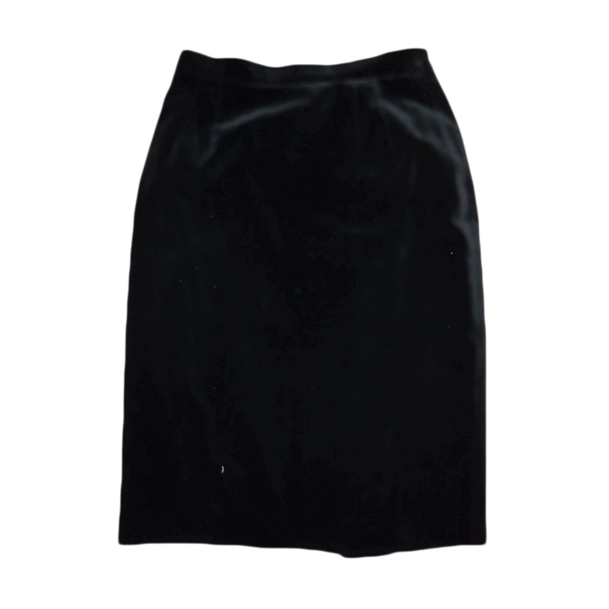 Jupe mi-longue WEINBERG Noir