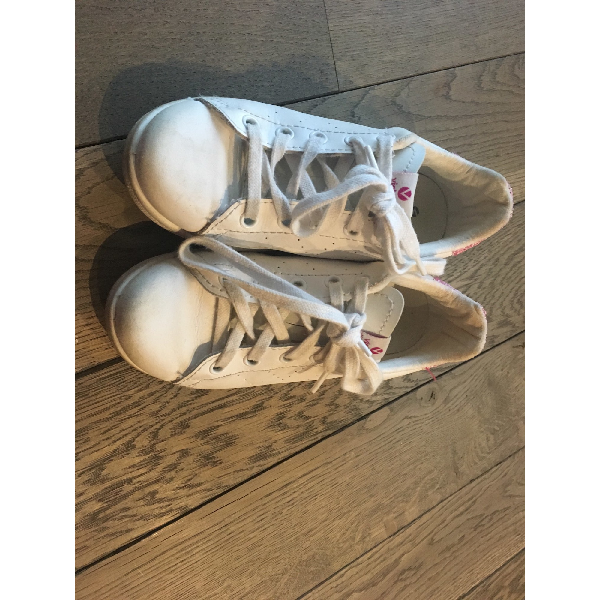 Baskets VICTORIA Blanc, blanc cassé, écru