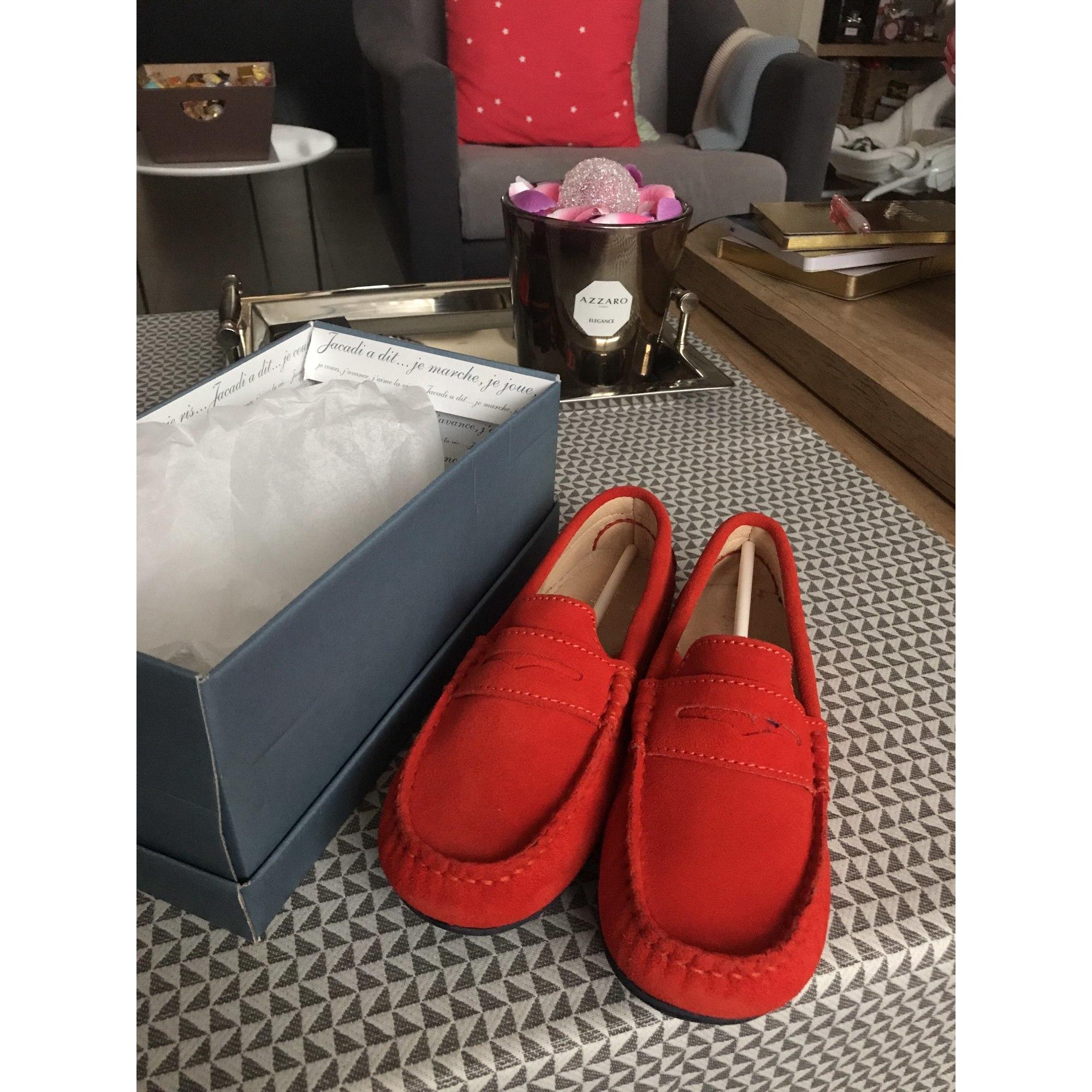 Loafers JACADI Orange