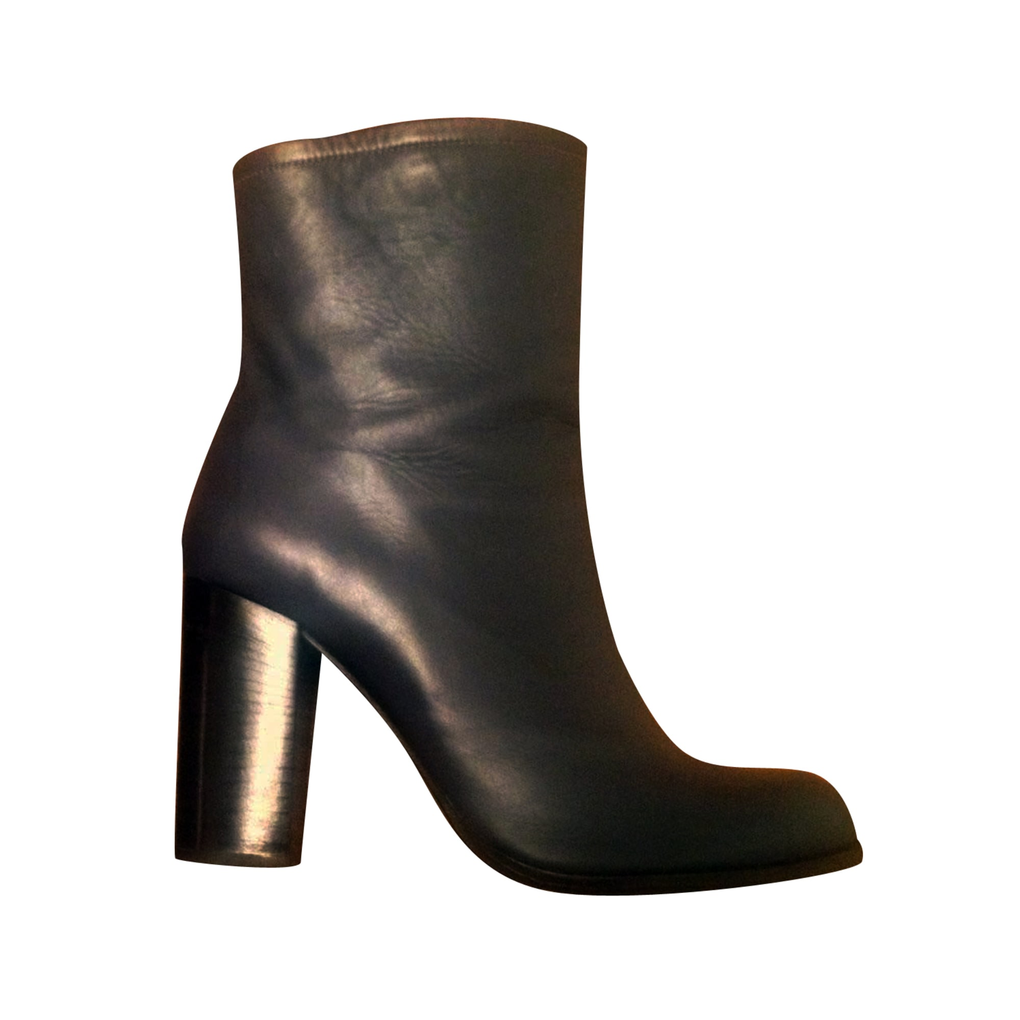 High Heel Ankle Boots GERARD DAREL Gray, charcoal