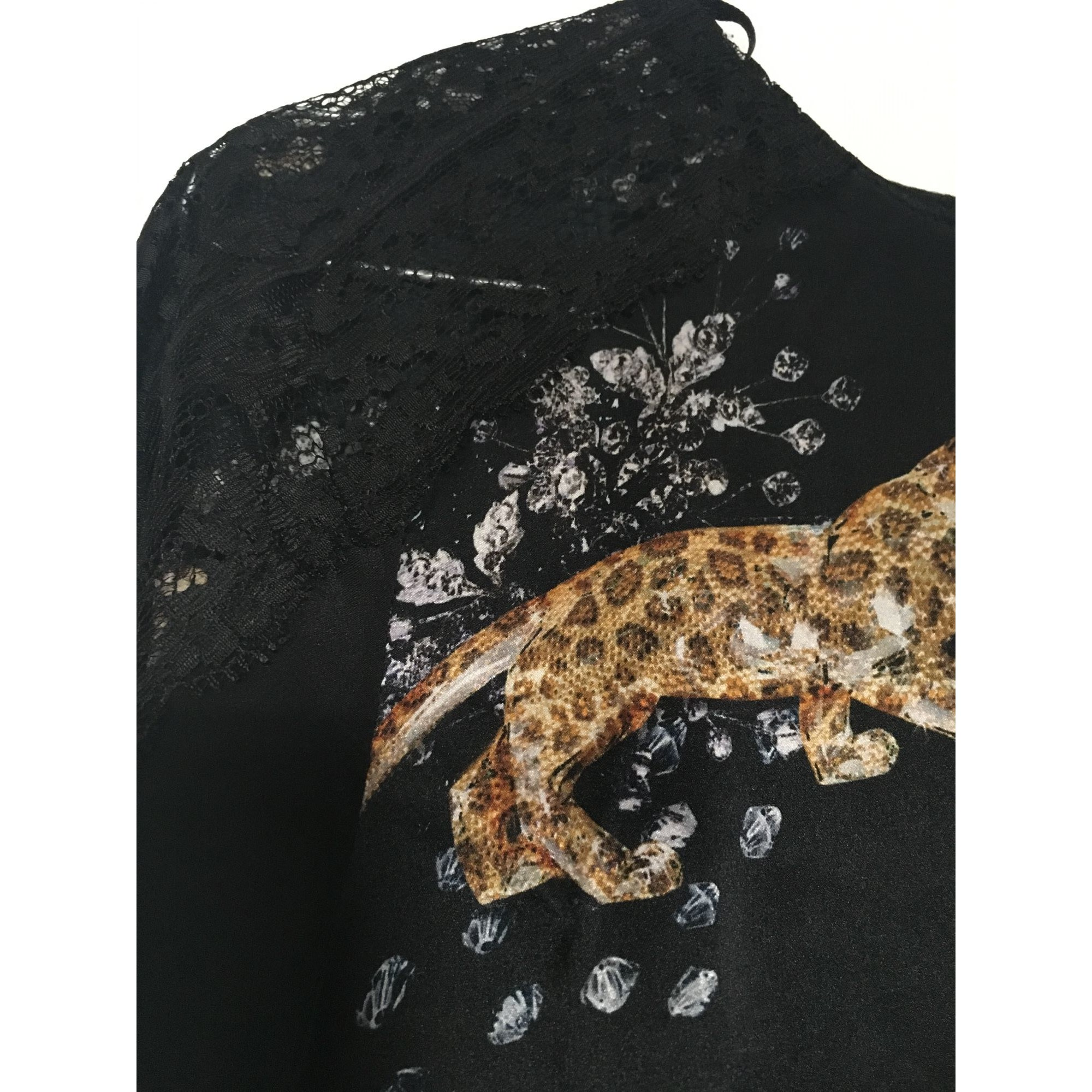 Robe courte ZARA Imprimés animaliers