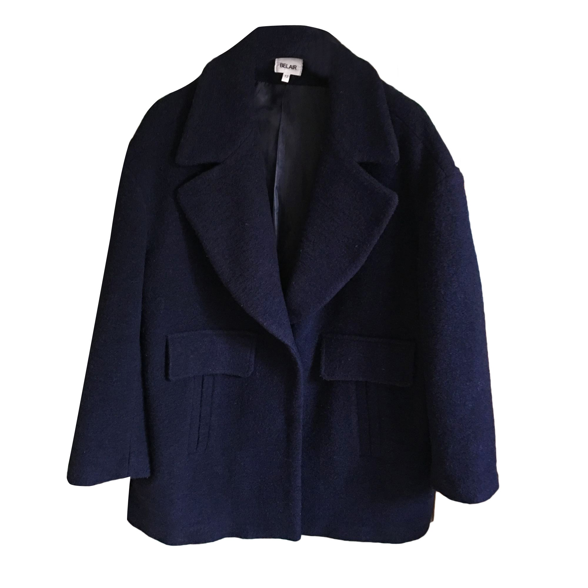 Manteau BEL AIR Bleu, bleu marine, bleu turquoise