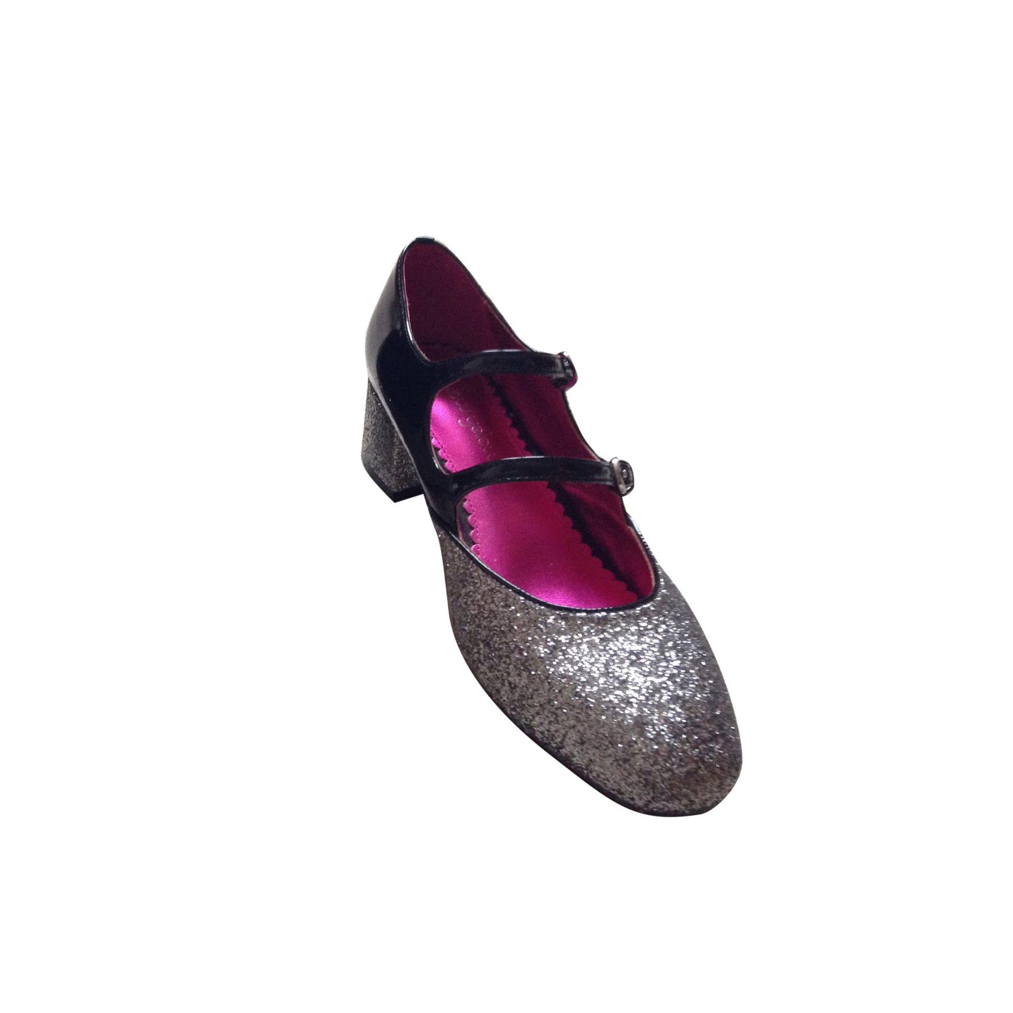 Chaussures de danse  MELLOW YELLOW Argenté, acier