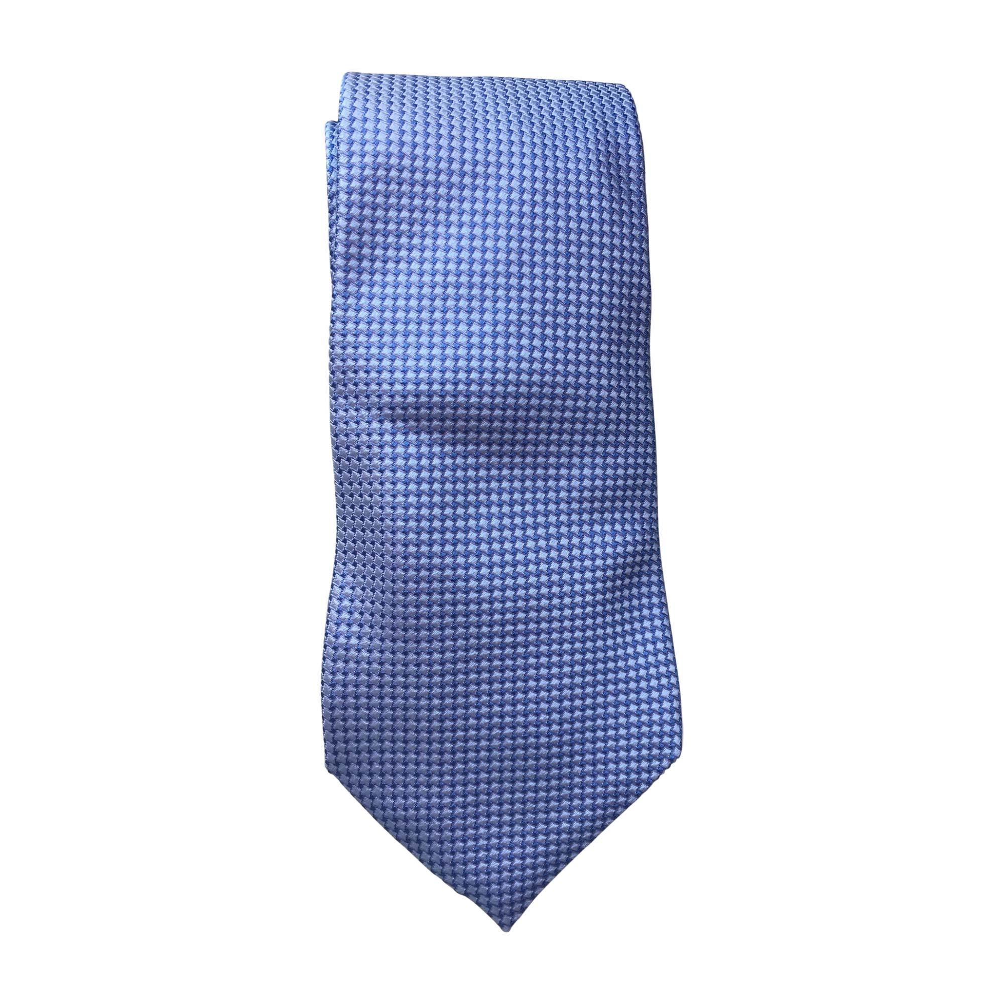 Tie GIORGIO ARMANI Blue, navy, turquoise