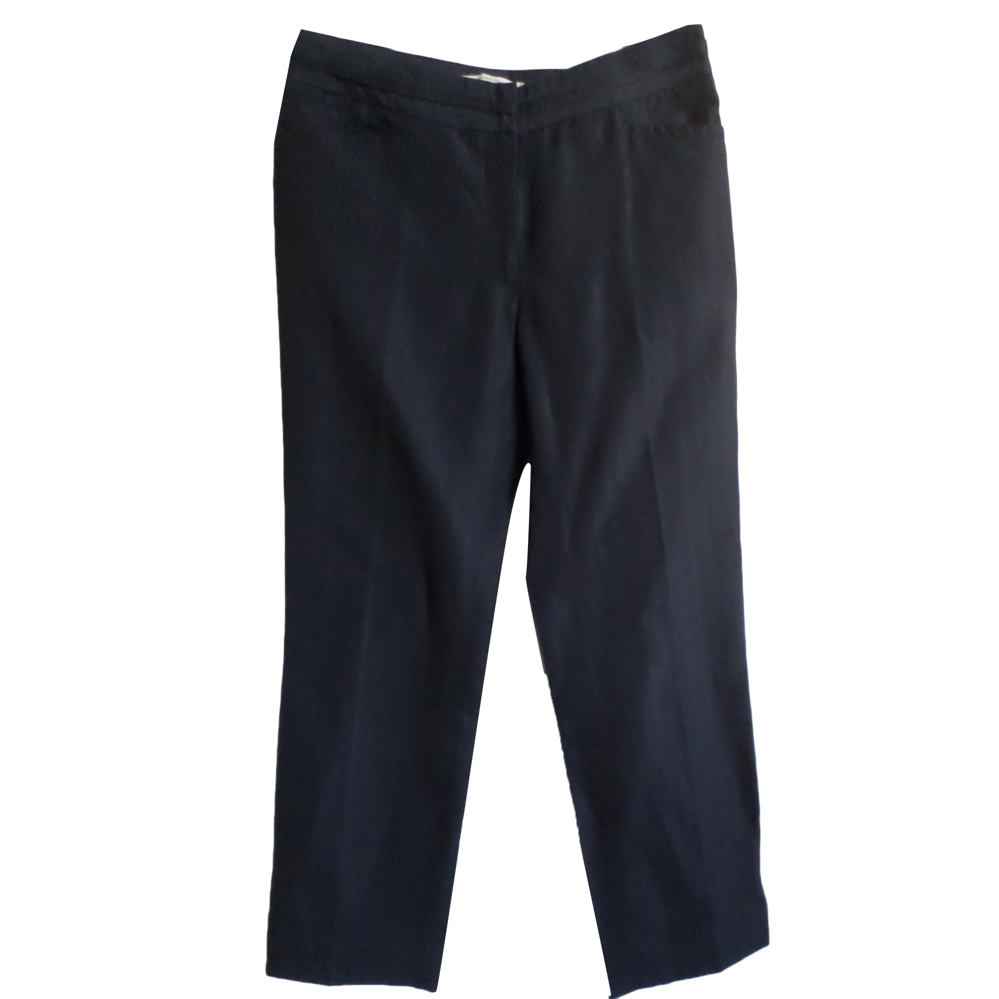 Pantalon droit GERARD DAREL Bleu, bleu marine, bleu turquoise