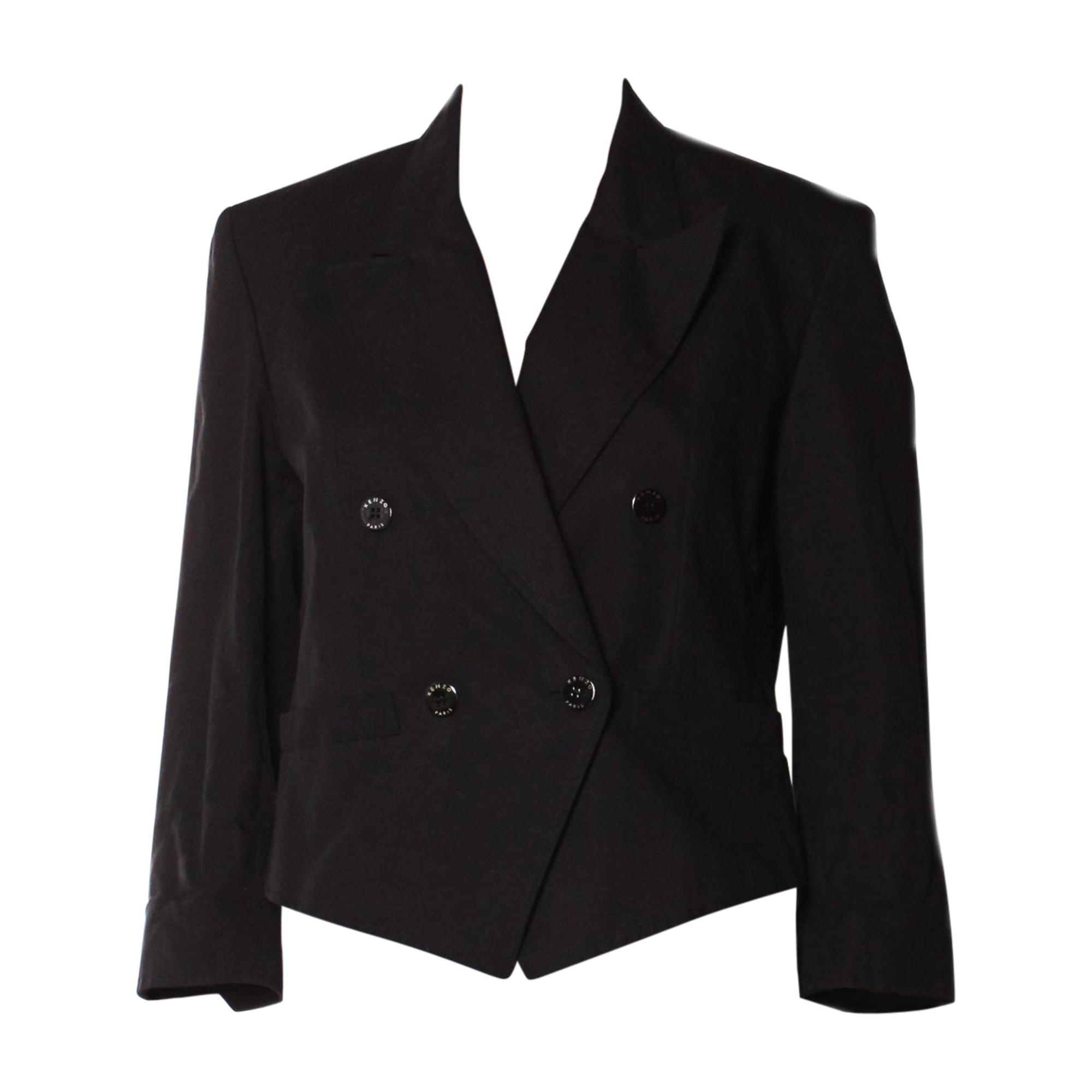 Blazer, veste tailleur KENZO Noir