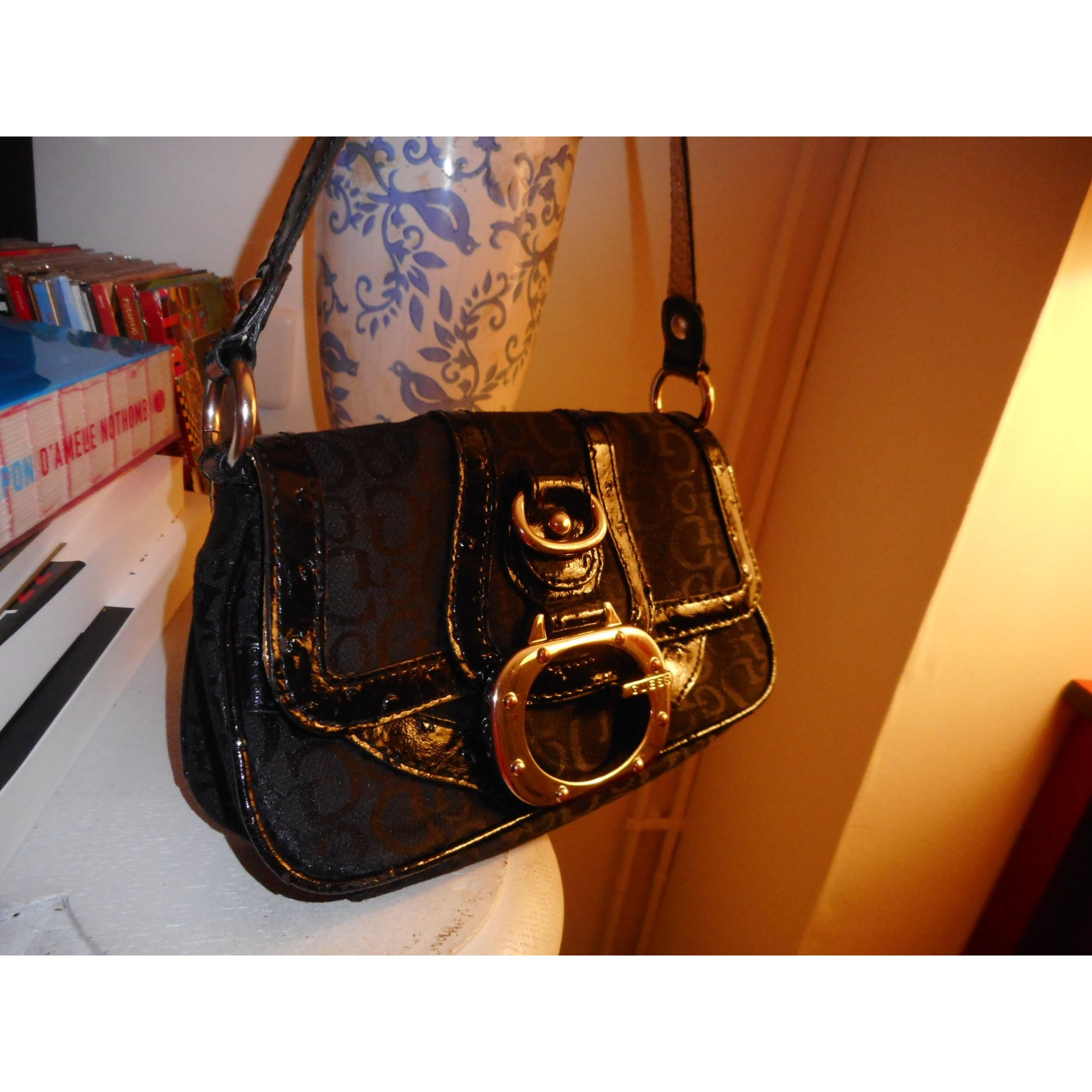 Pochette GUESS Gris, anthracite