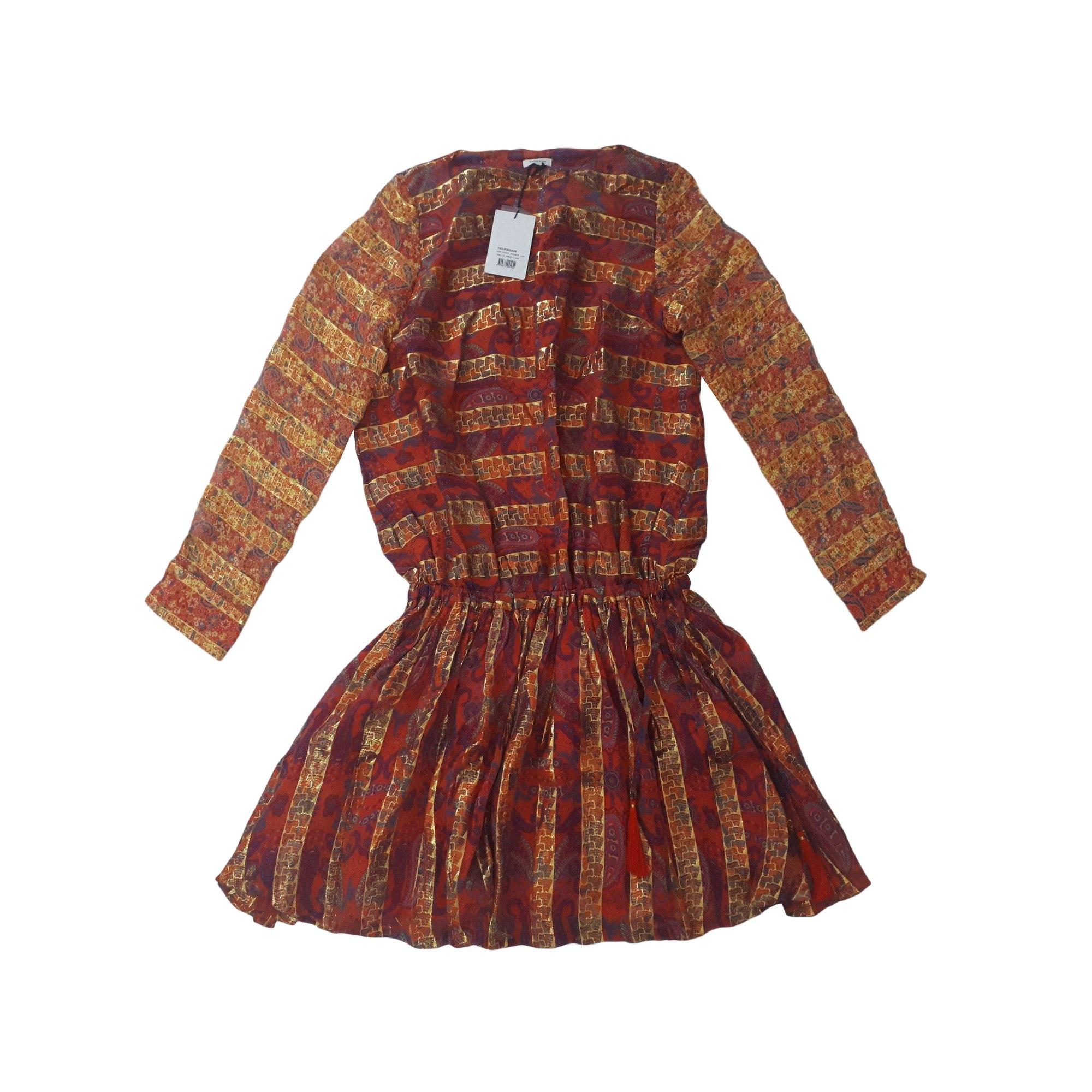 Robe courte MANOUSH Orange